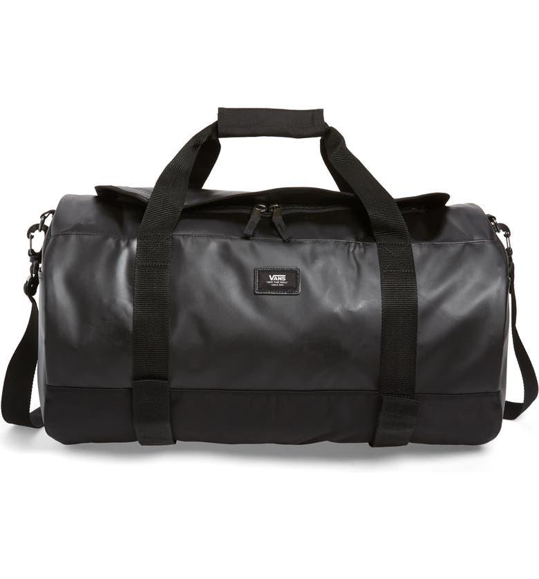 c46e40c60c Vans Grind Skate Water Resistant Duffel Bag