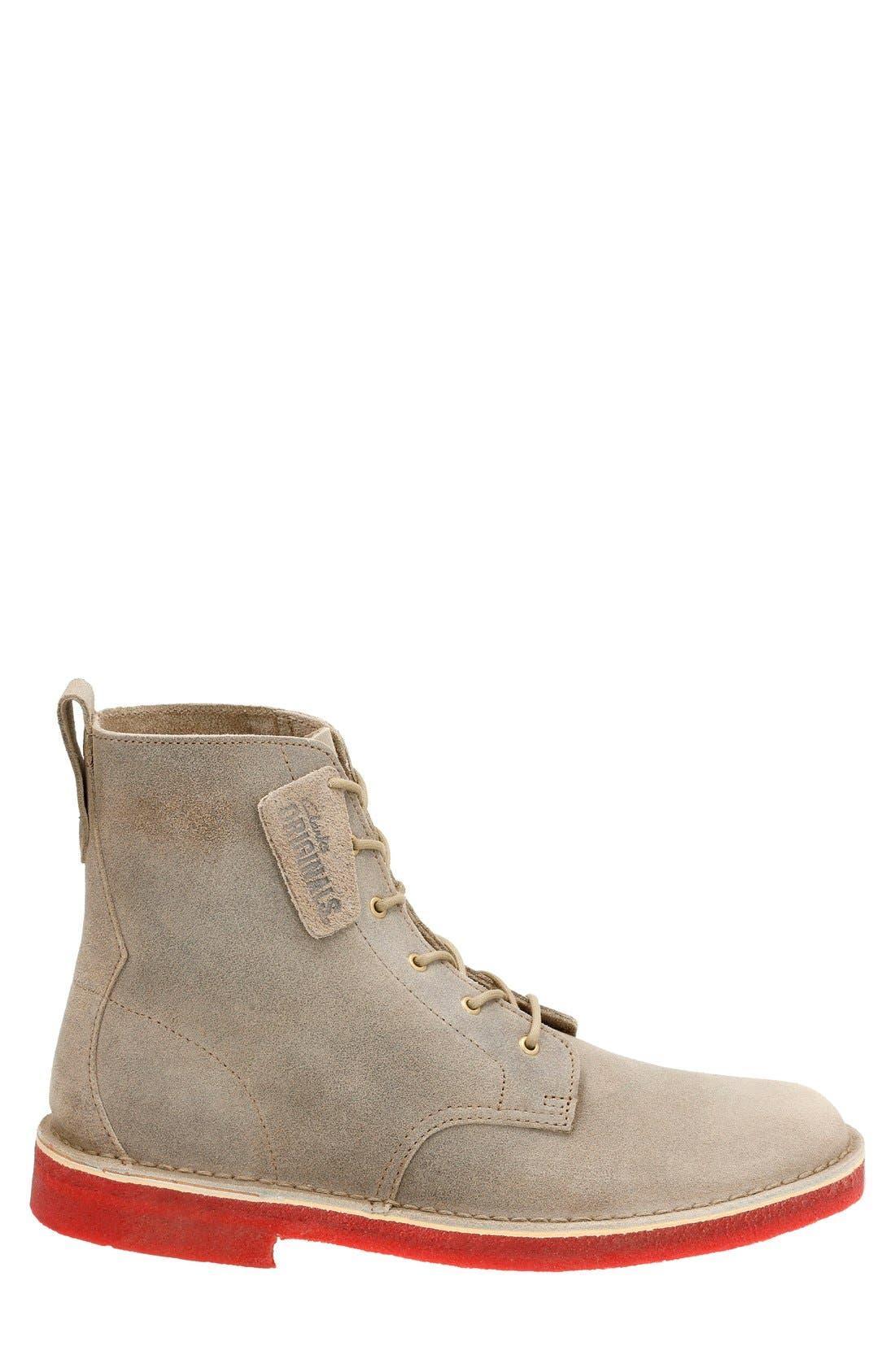 'Desert Mali' Boot,                             Alternate thumbnail 17, color,