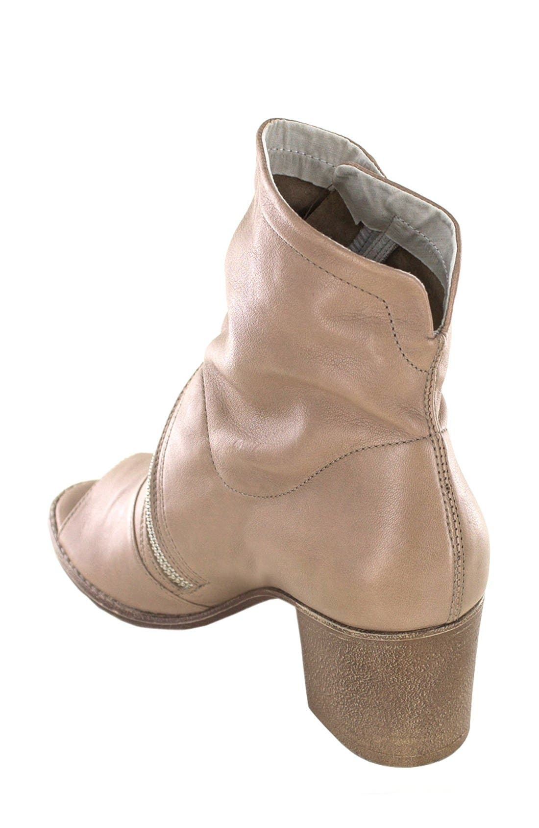 'Fantasia' Open Toe Bootie,                             Alternate thumbnail 2, color,                             252