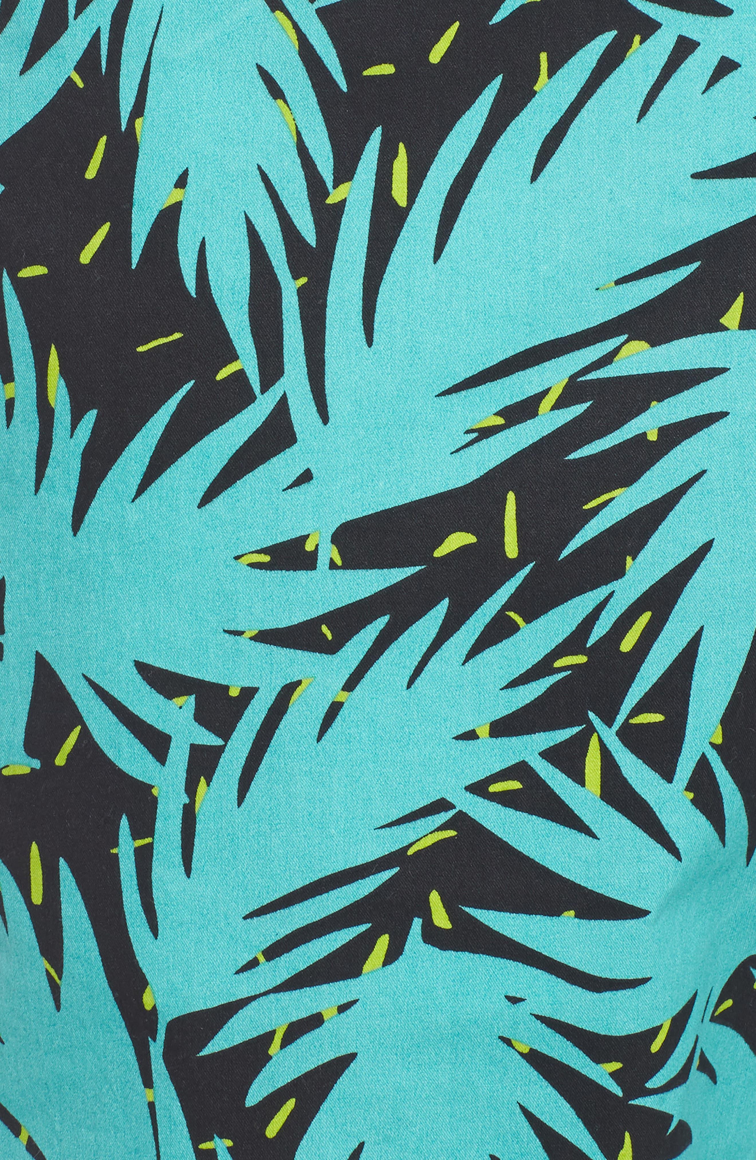 Neo Tropical Shorts,                             Alternate thumbnail 5, color,                             440