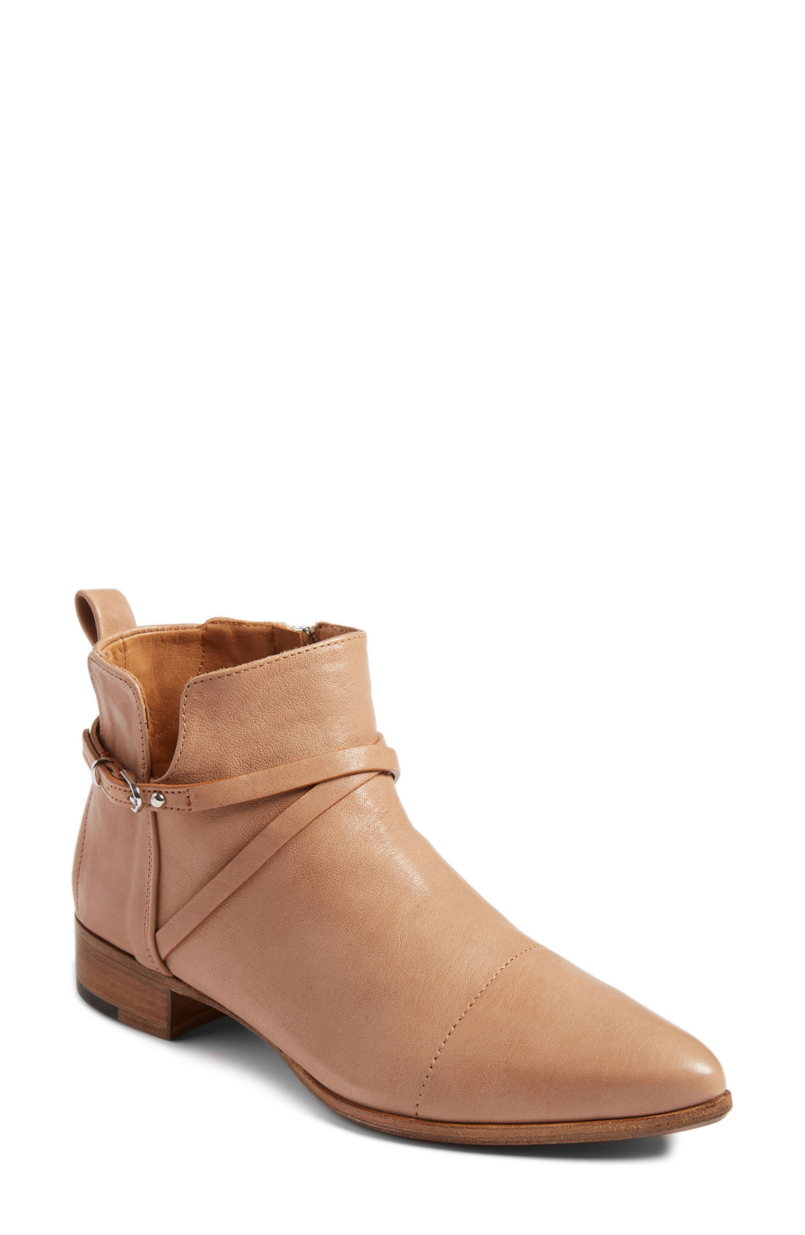 'Mea' Ankle Boot,                             Main thumbnail 2, color,