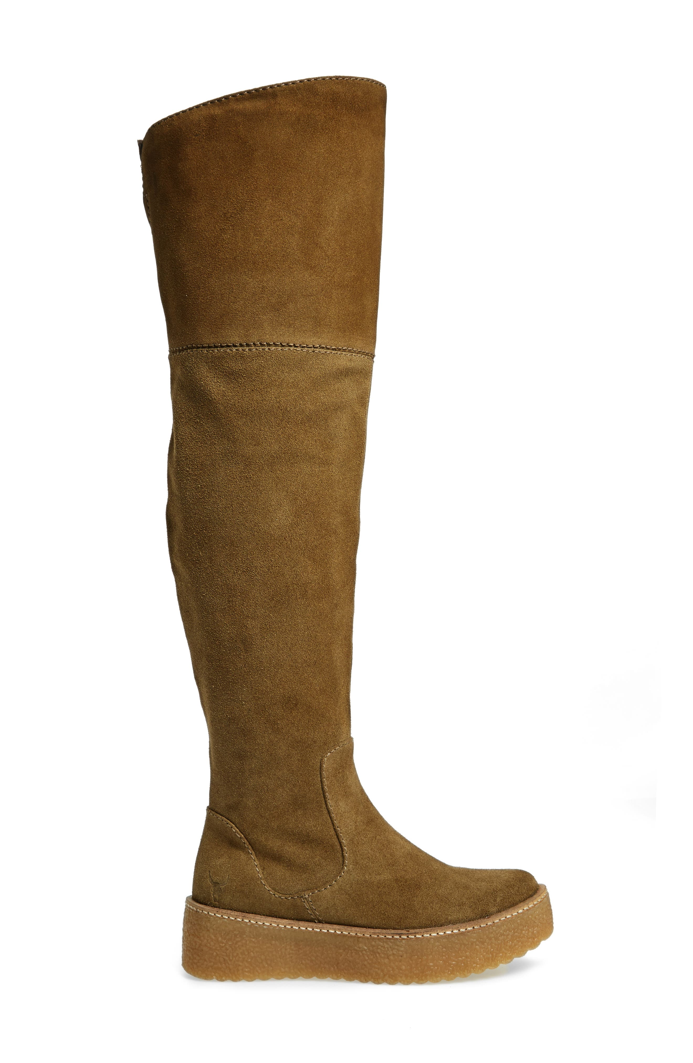 Tazza Over the Knee Boot,                             Alternate thumbnail 6, color,
