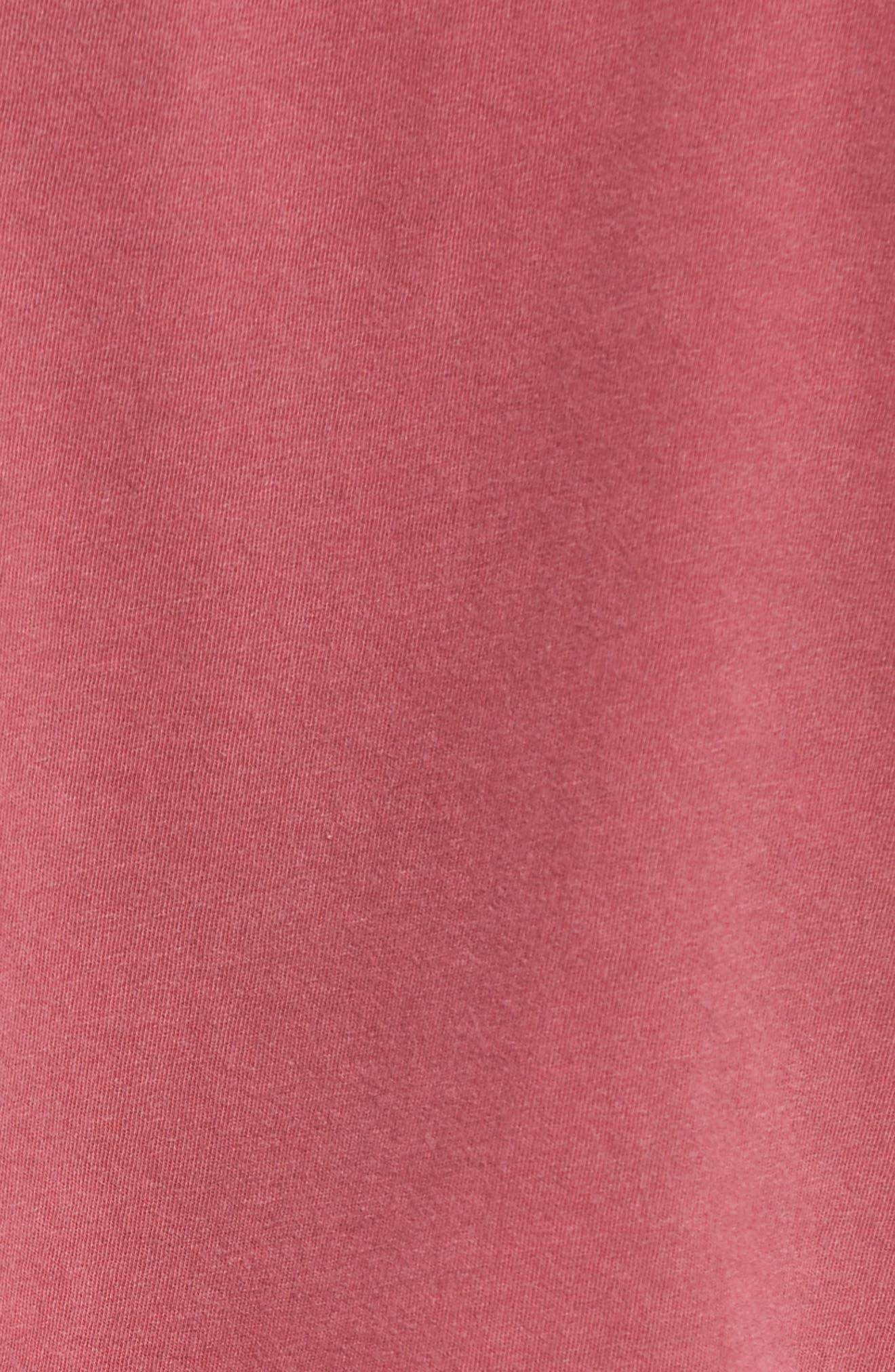 Crewneck Jersey T-Shirt,                             Alternate thumbnail 453, color,