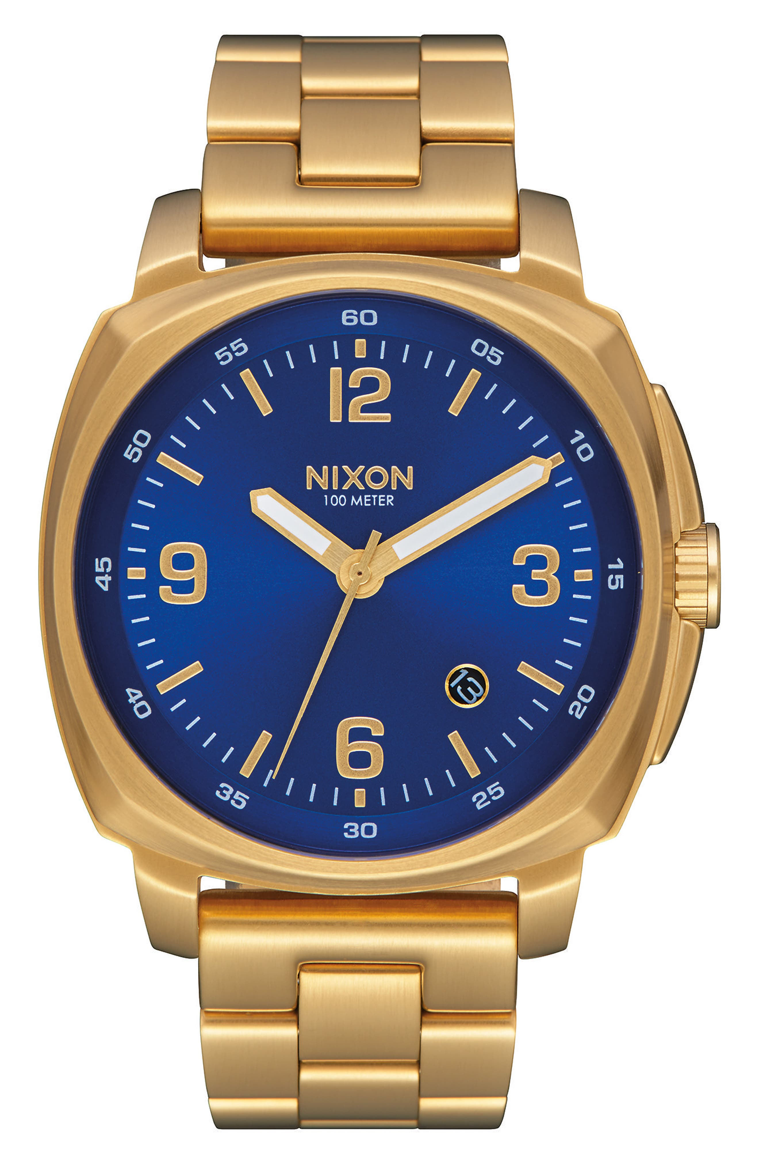 Charger Bracelet Watch, 42mm,                             Main thumbnail 5, color,