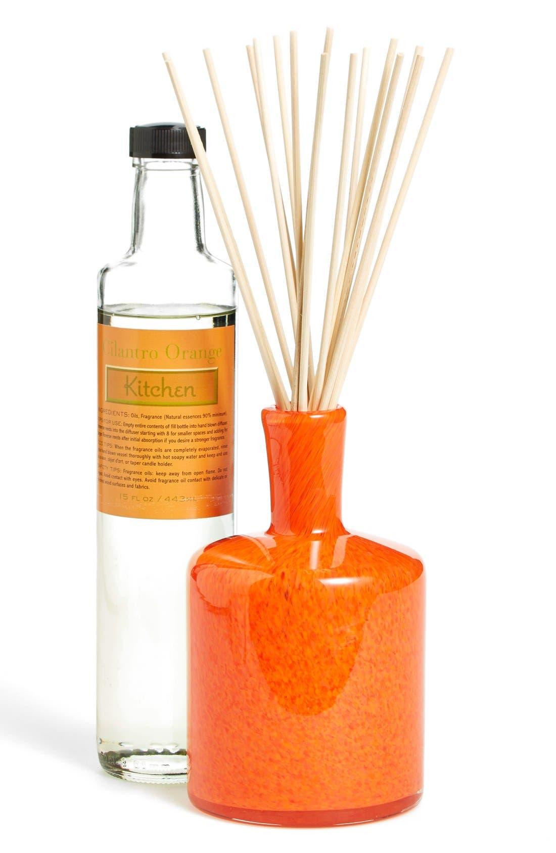'Cilantro Orange - Kitchen' Fragrance Diffuser,                             Main thumbnail 1, color,                             NO COLOR