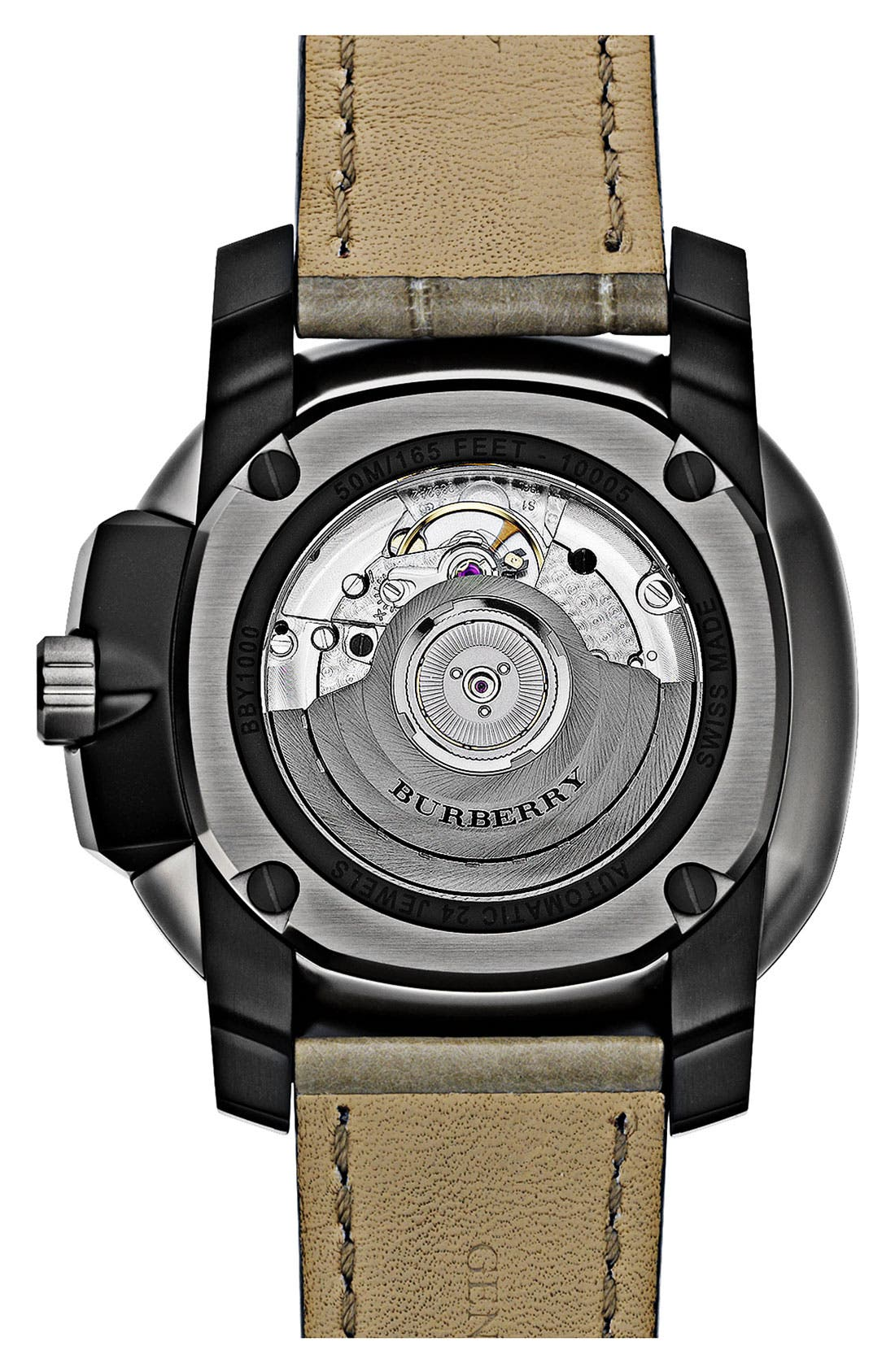 Automatic Watch with Power Reserve,                             Alternate thumbnail 4, color,                             020