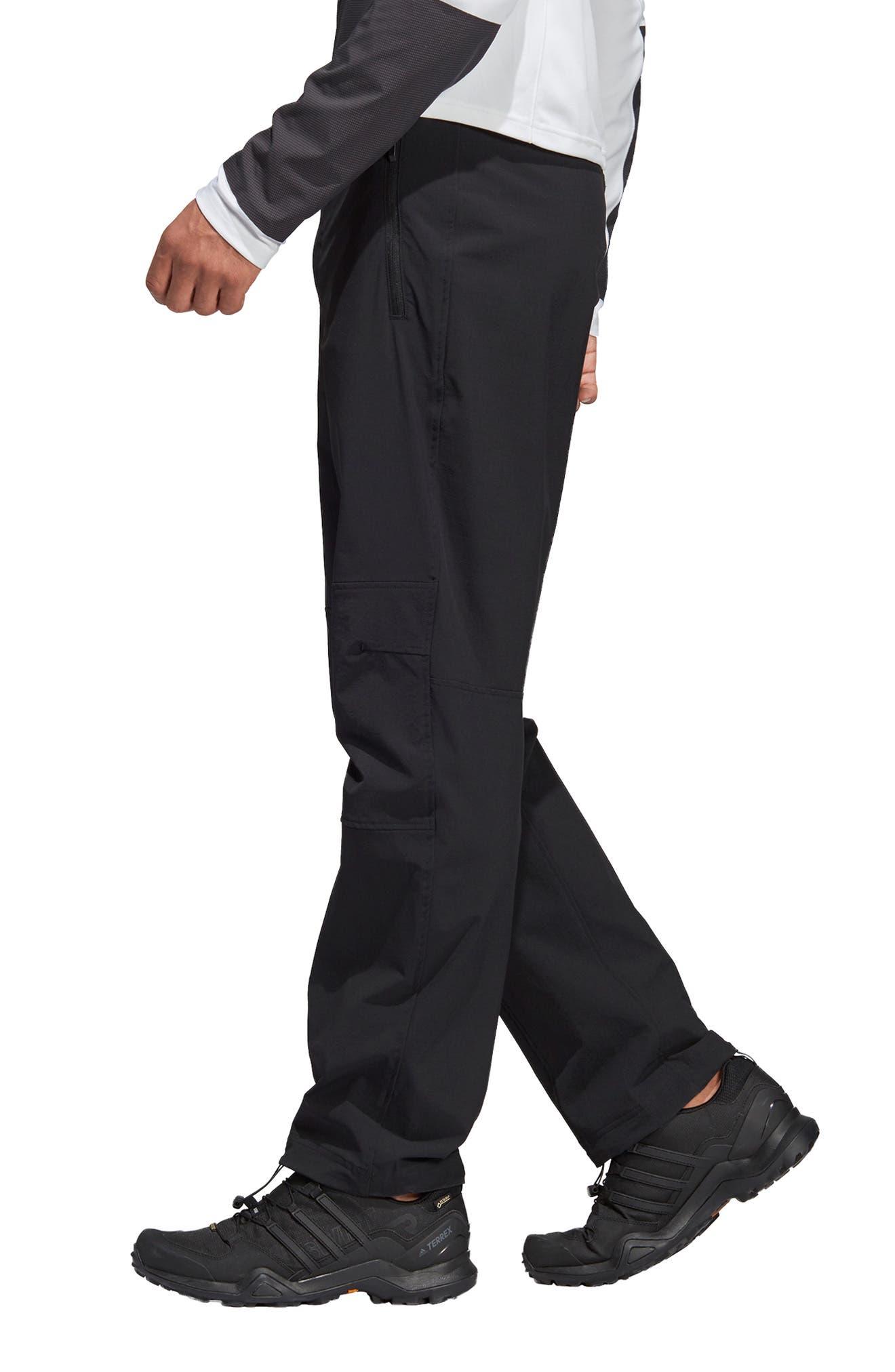 Terrex Multi Pants,                             Alternate thumbnail 3, color,                             BLACK
