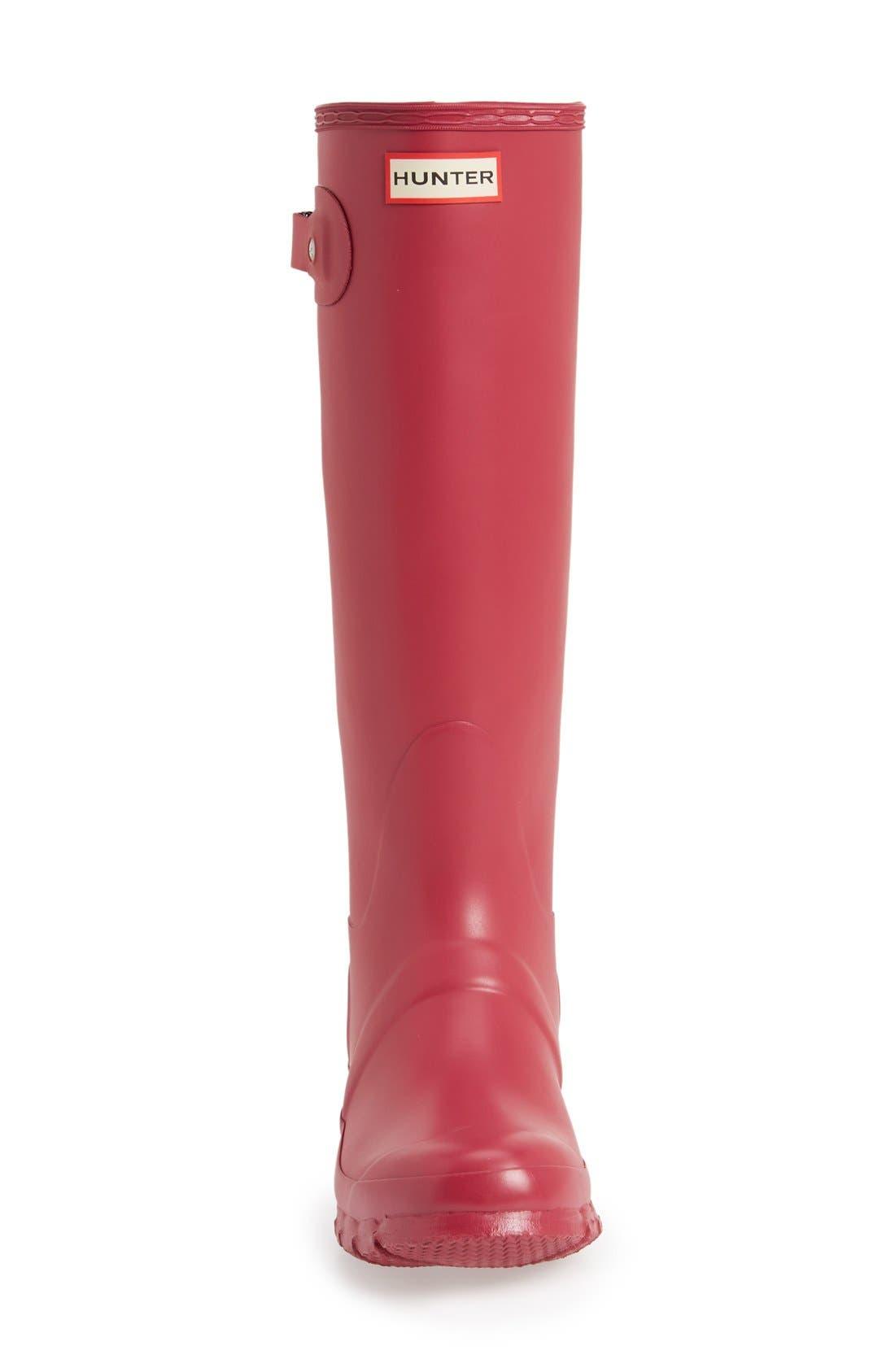 'Original Tall' Rain Boot,                             Alternate thumbnail 87, color,