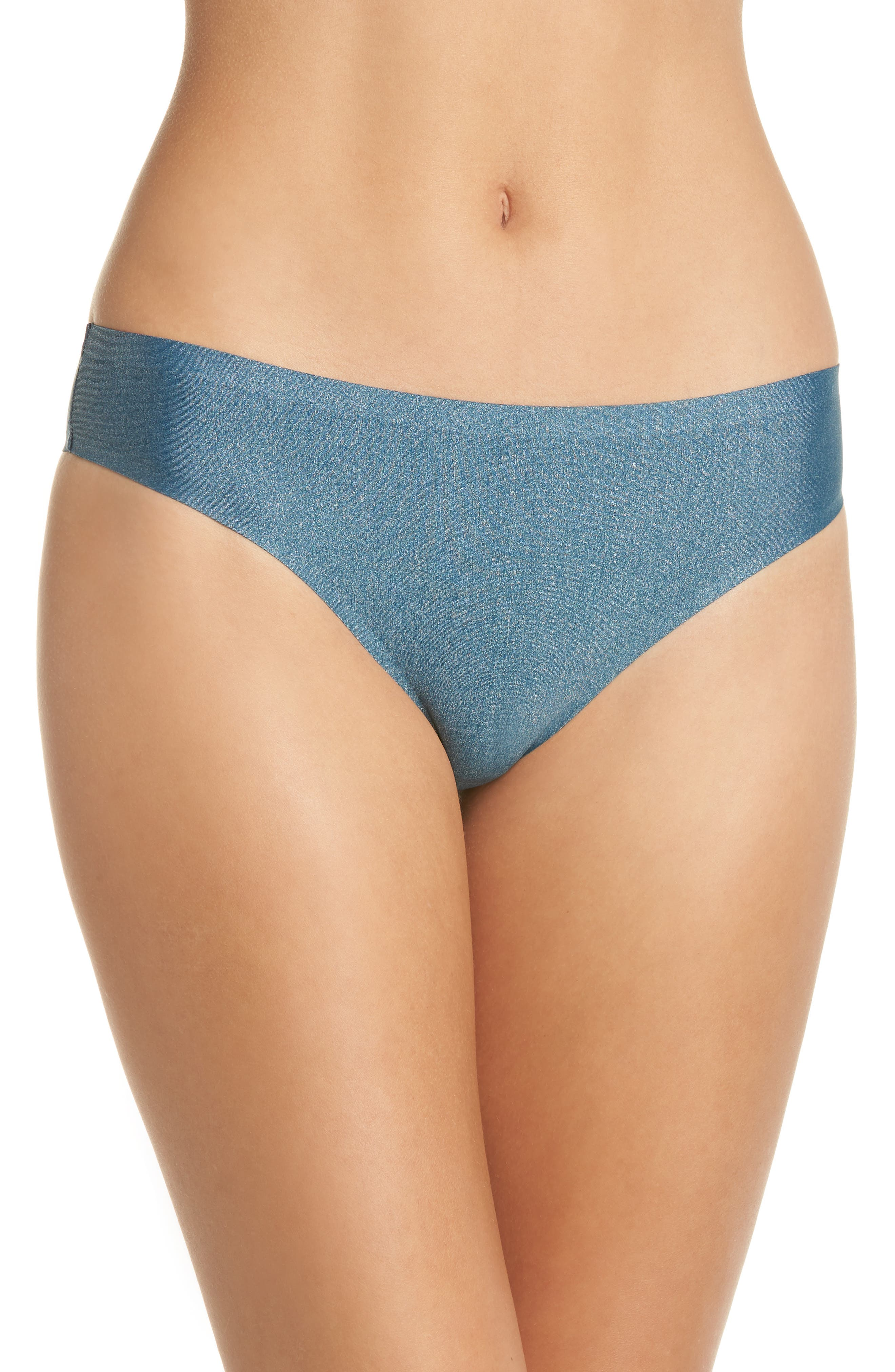 Skinz Hipster Thong,                         Main,                         color, SIREN