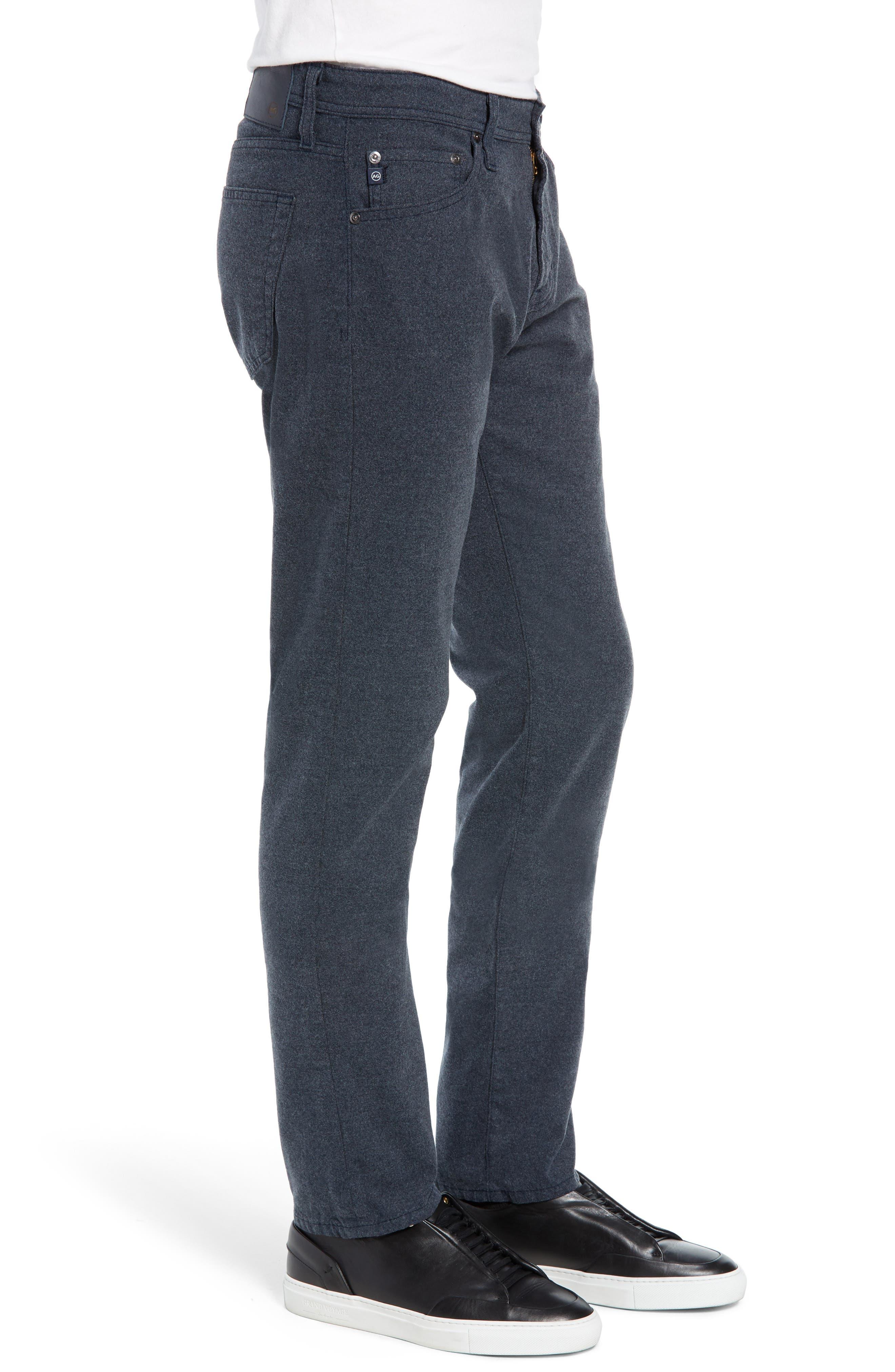 Tellis Slim Fit Five-Pocket Pants,                             Alternate thumbnail 12, color,