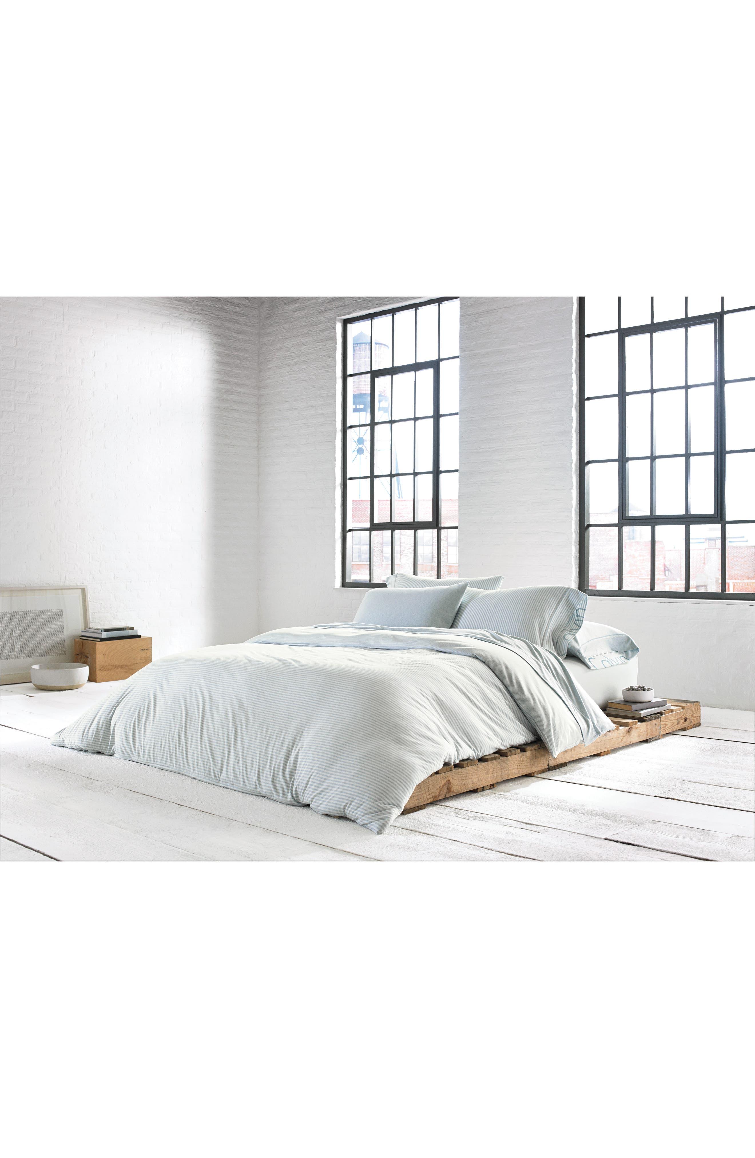 Calvin Klein Pulse Pillowcases,                             Alternate thumbnail 3, color,                             SPRAY
