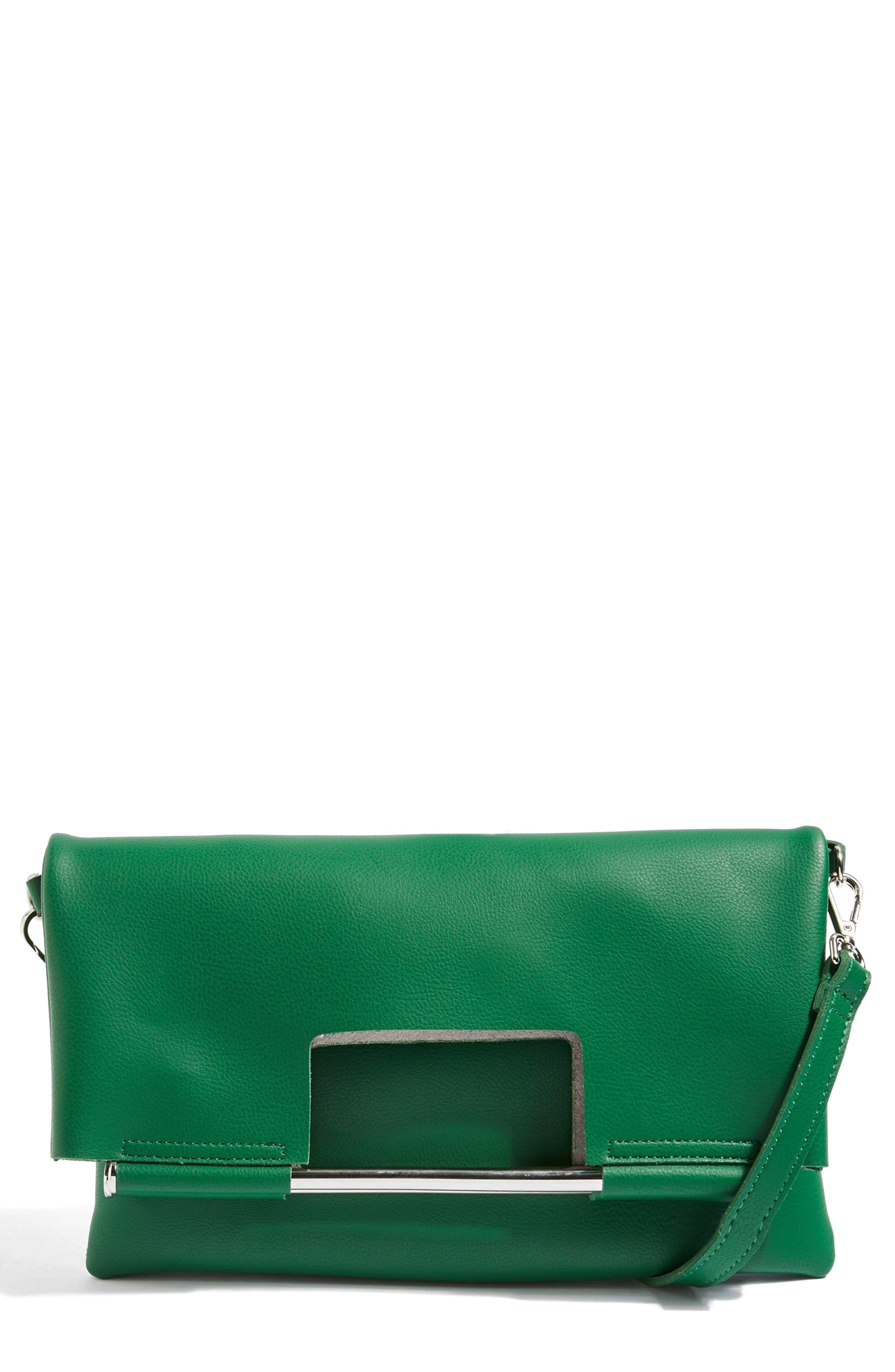 Lotus Metal Handle Clutch Bag,                             Main thumbnail 2, color,