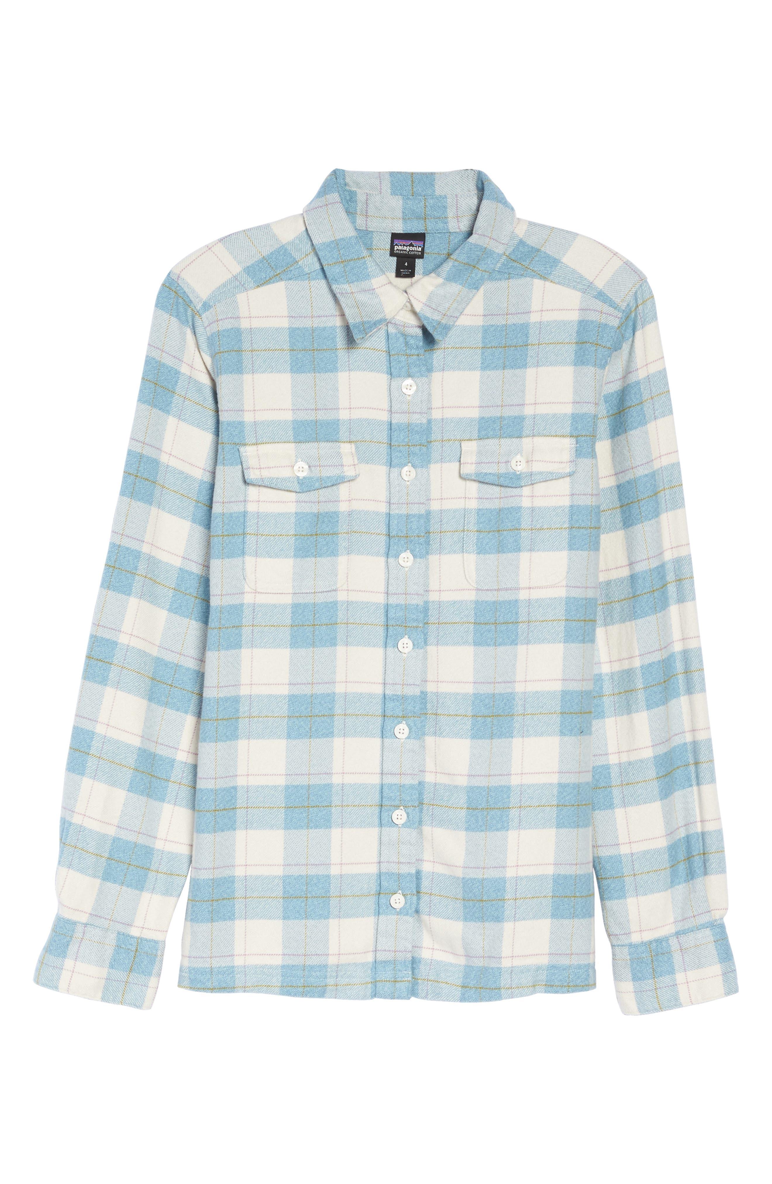 'Fjord' Flannel Shirt,                             Alternate thumbnail 94, color,