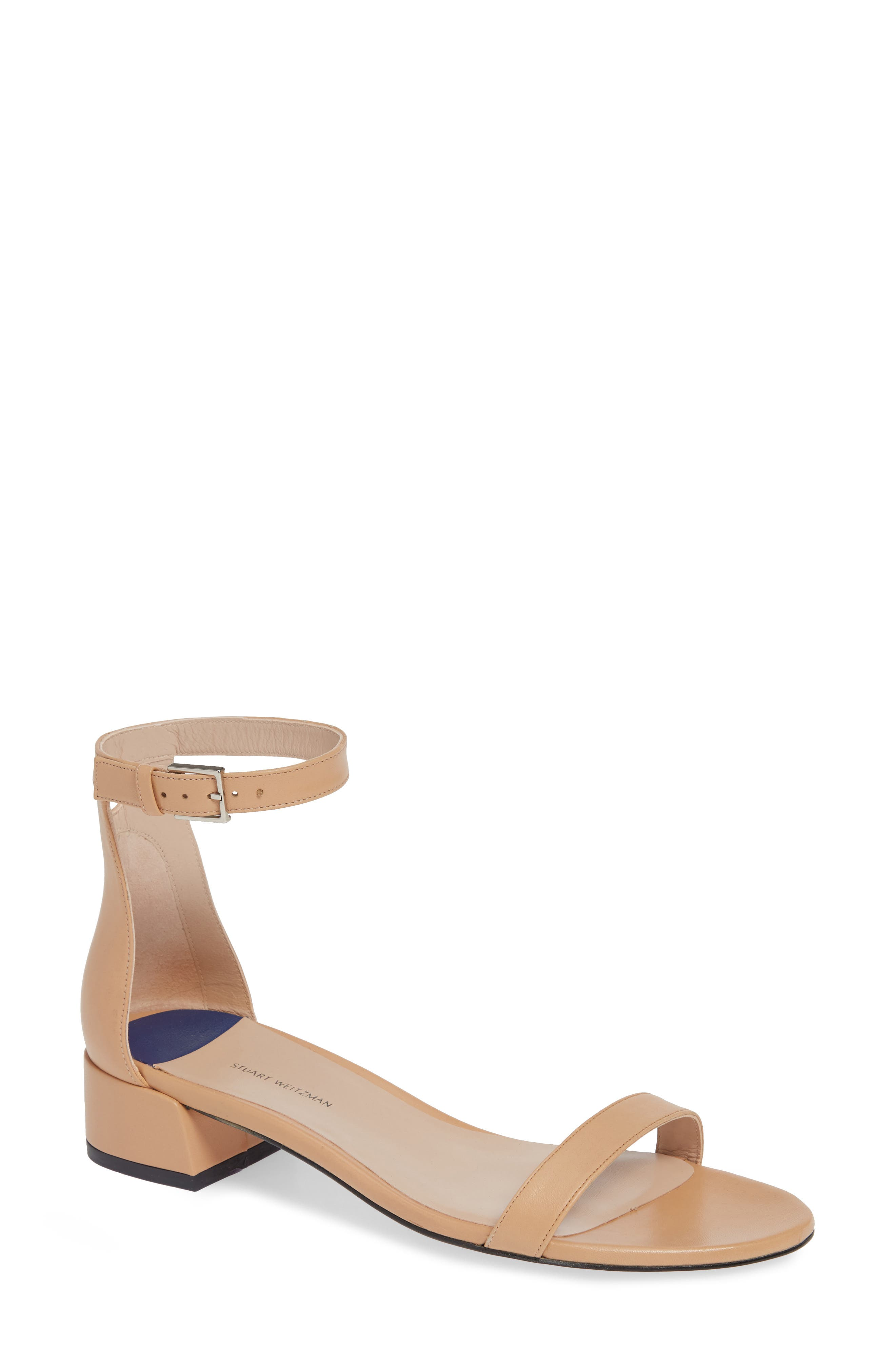 STUART WEITZMAN,                             Nudist Sandal,                             Main thumbnail 1, color,                             273
