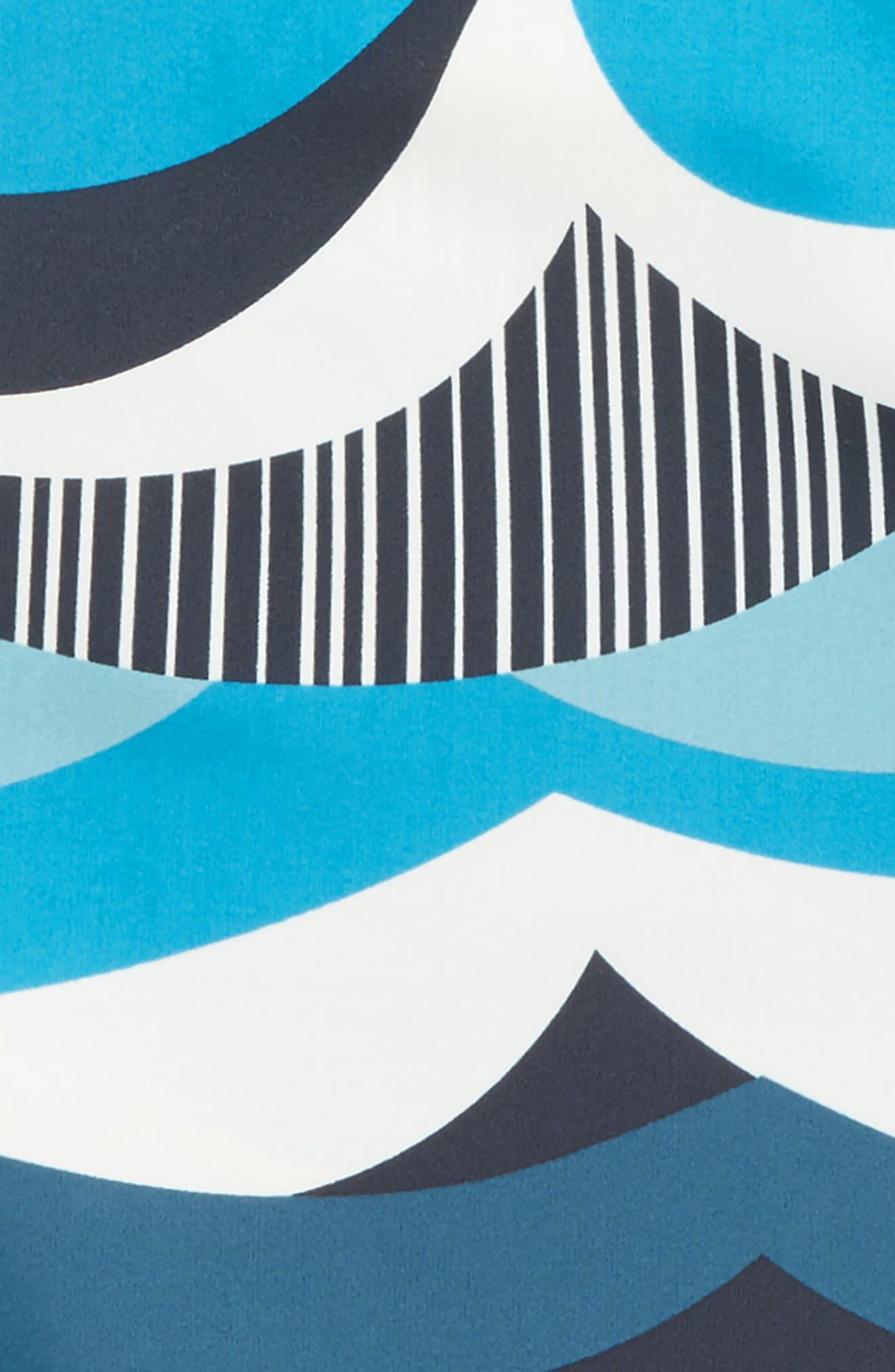 Make Waves Rashguard,                             Alternate thumbnail 2, color,                             411