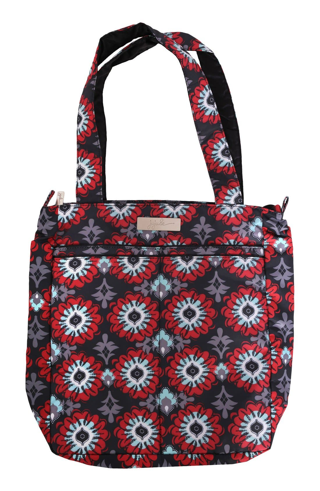 'Be Light' Diaper Bag,                             Main thumbnail 1, color,                             SWEET SCARLET