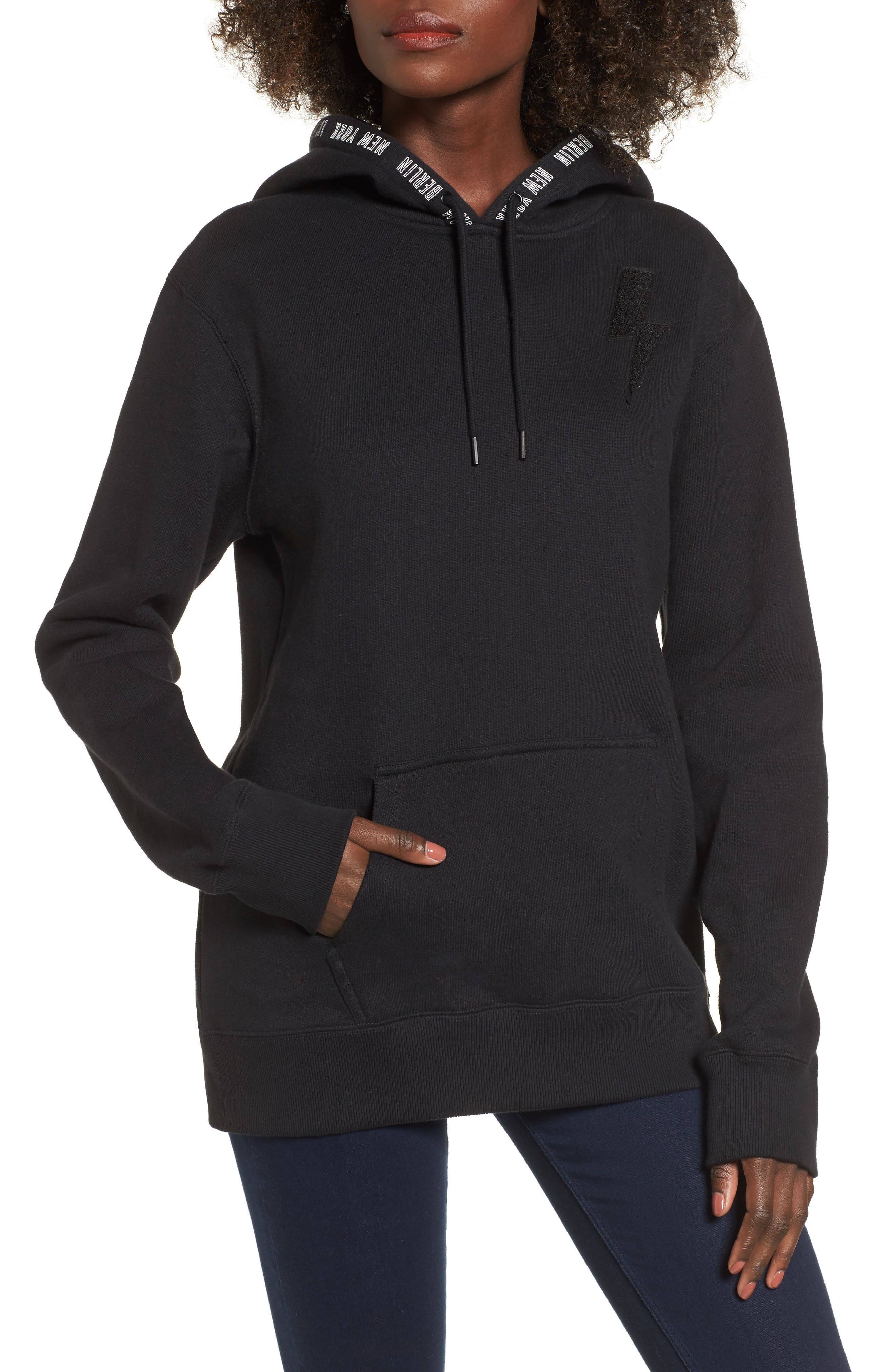 Me Too Hoodie,                             Main thumbnail 1, color,                             001