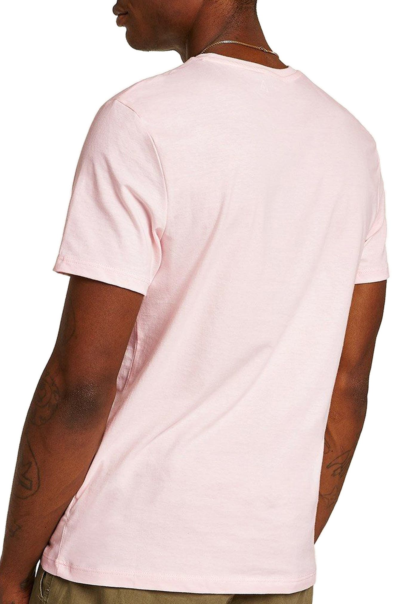 Slim Fit Crewneck T-Shirt,                             Alternate thumbnail 121, color,