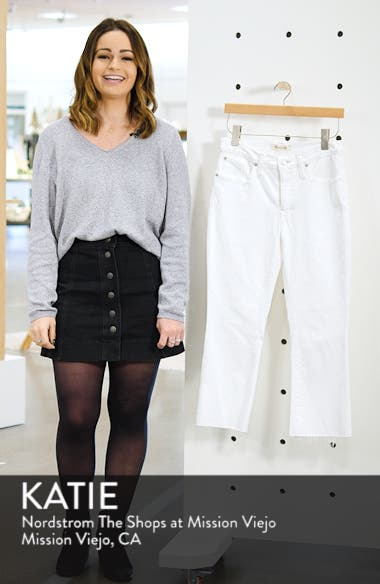 Cali Raw Edge Demi Boot Jeans, sales video thumbnail