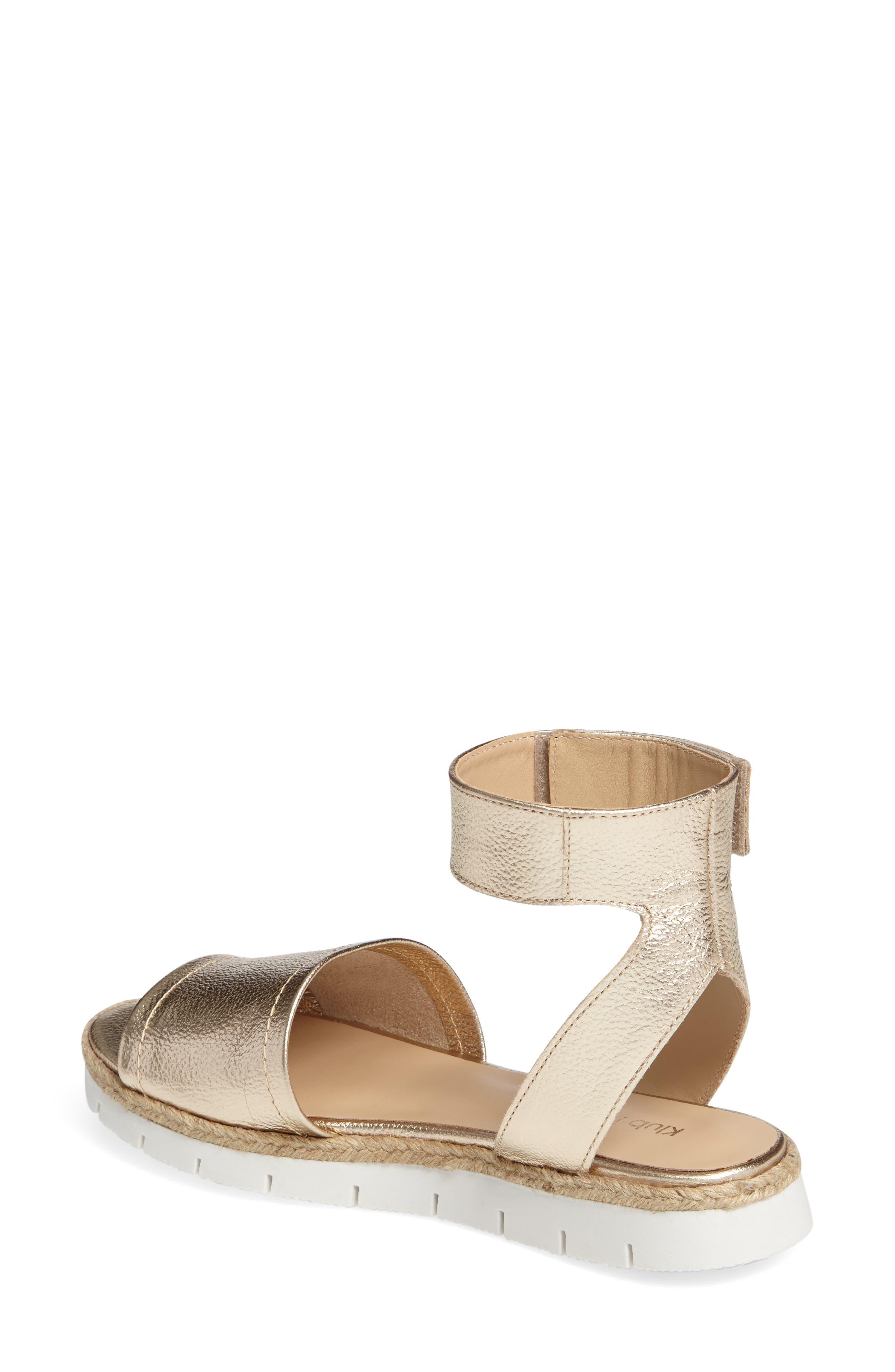 Cleo Platform Sandal,                             Alternate thumbnail 7, color,