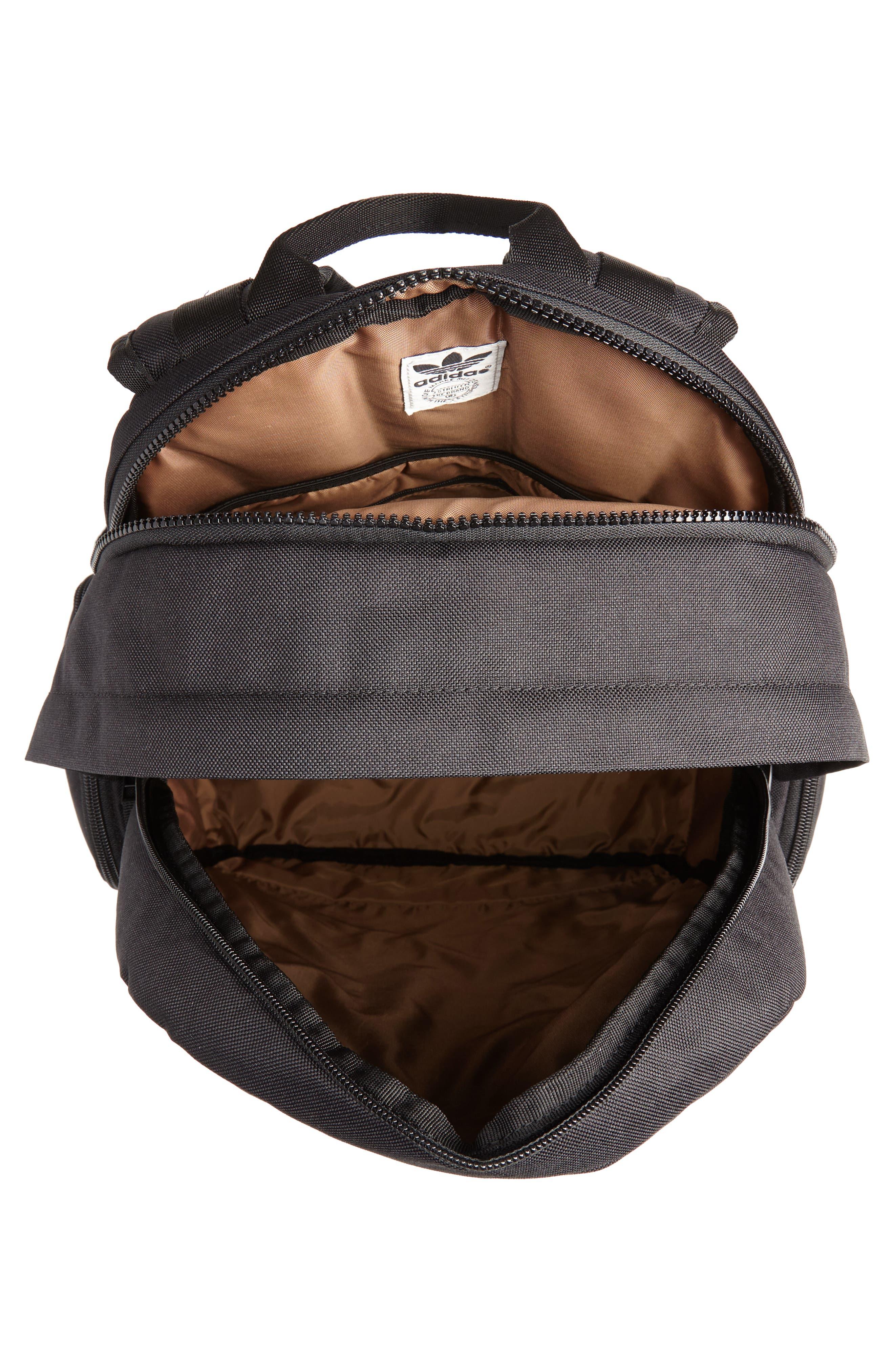 Create III Backpack,                             Alternate thumbnail 4, color,                             BLACK/ RAW DESERT KHAKI