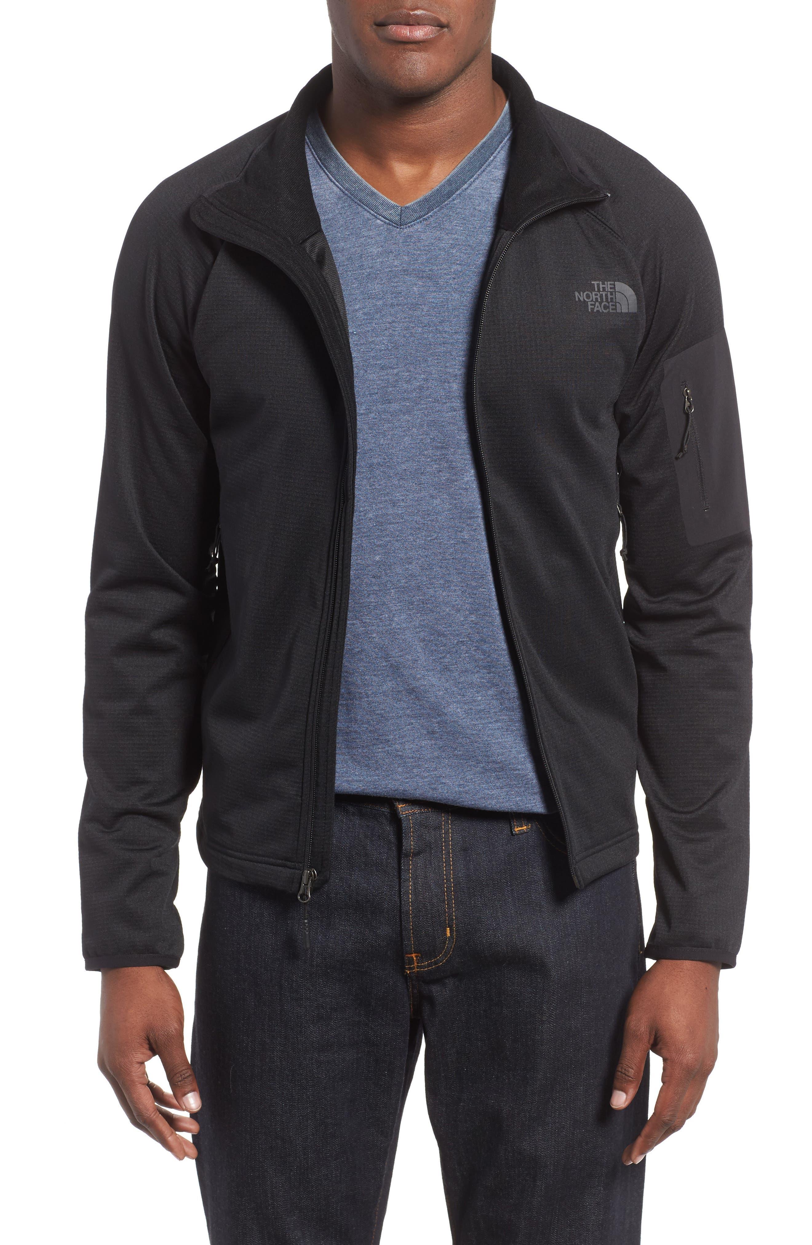 Borod Jacket, Main, color, TNF BLACK/ TNF BLACK