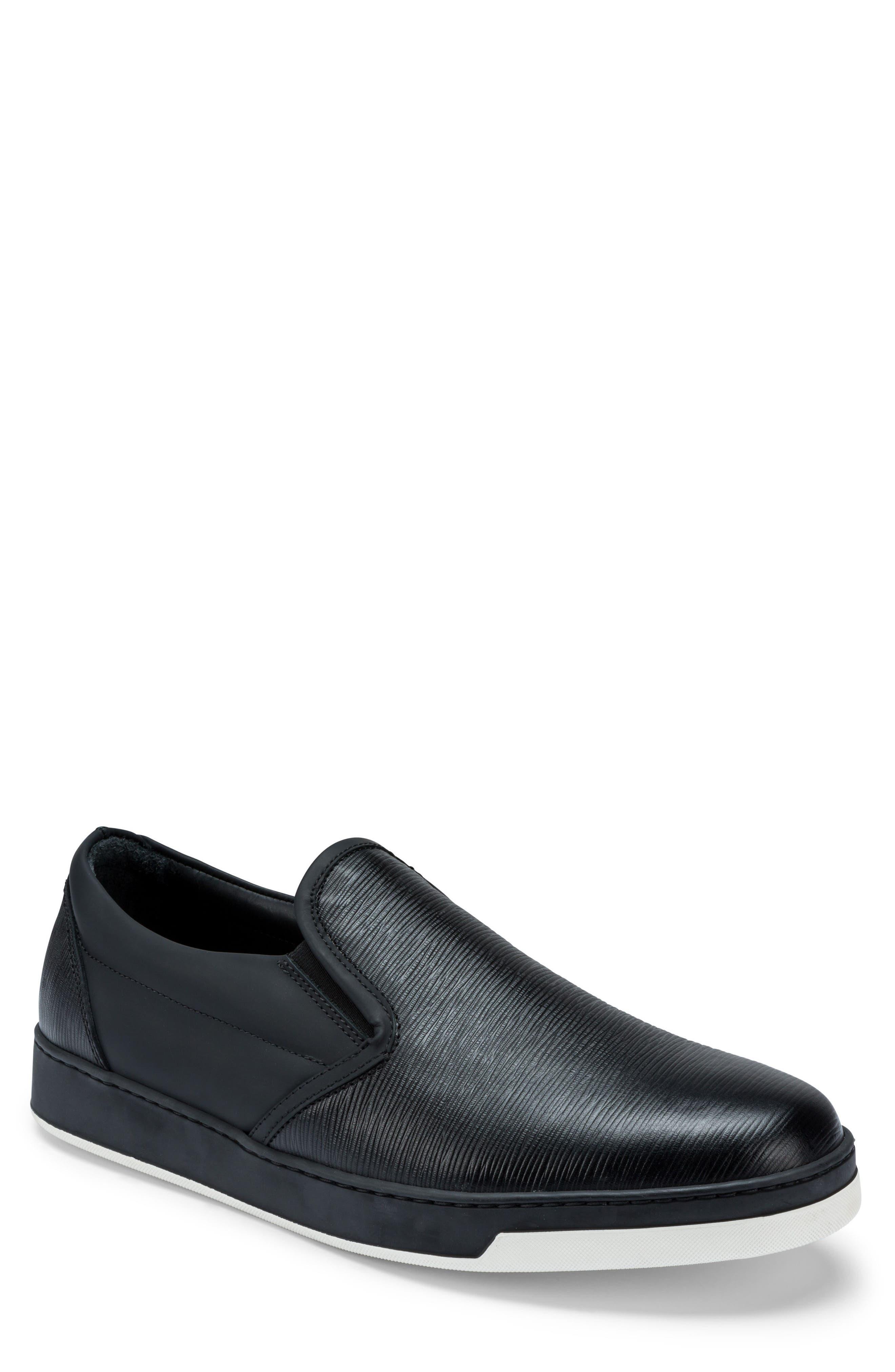 Santorini Slip-On Sneaker,                             Main thumbnail 1, color,                             001