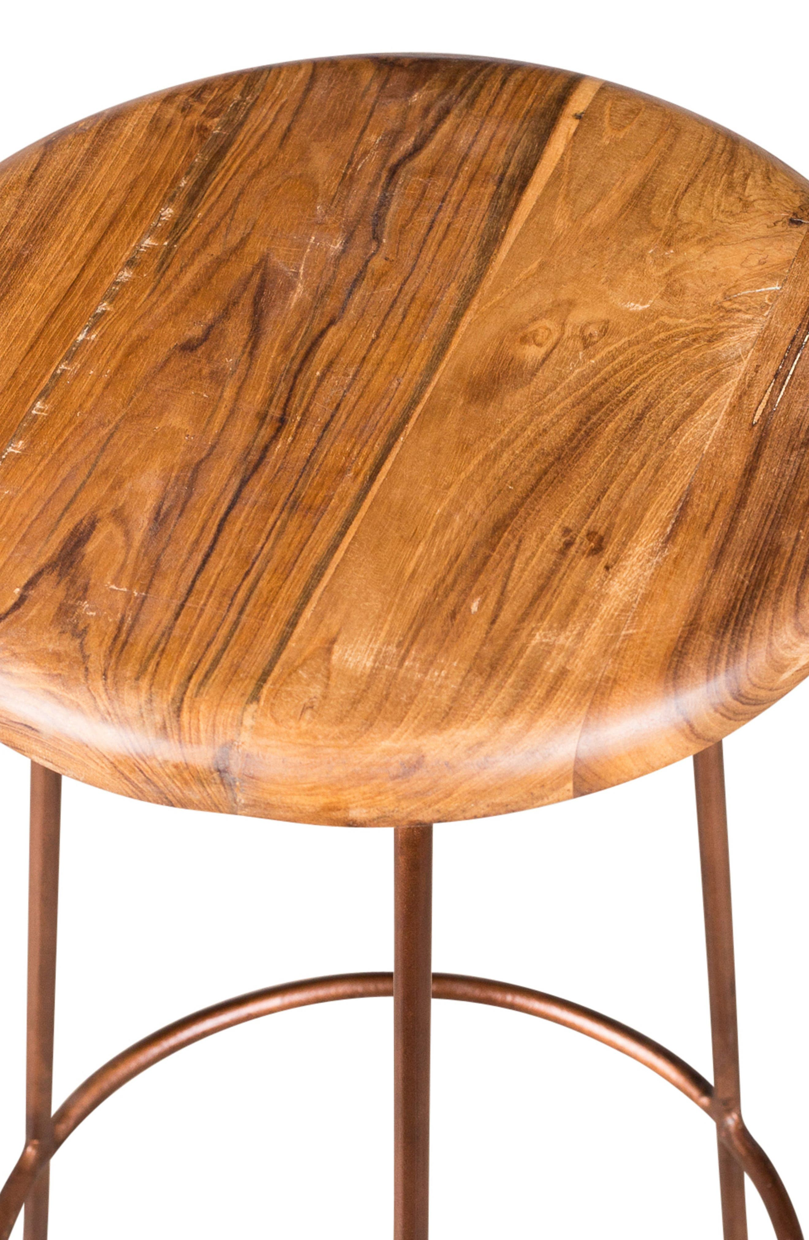 Wilco Bar Stool,                             Alternate thumbnail 2, color,                             COPPER