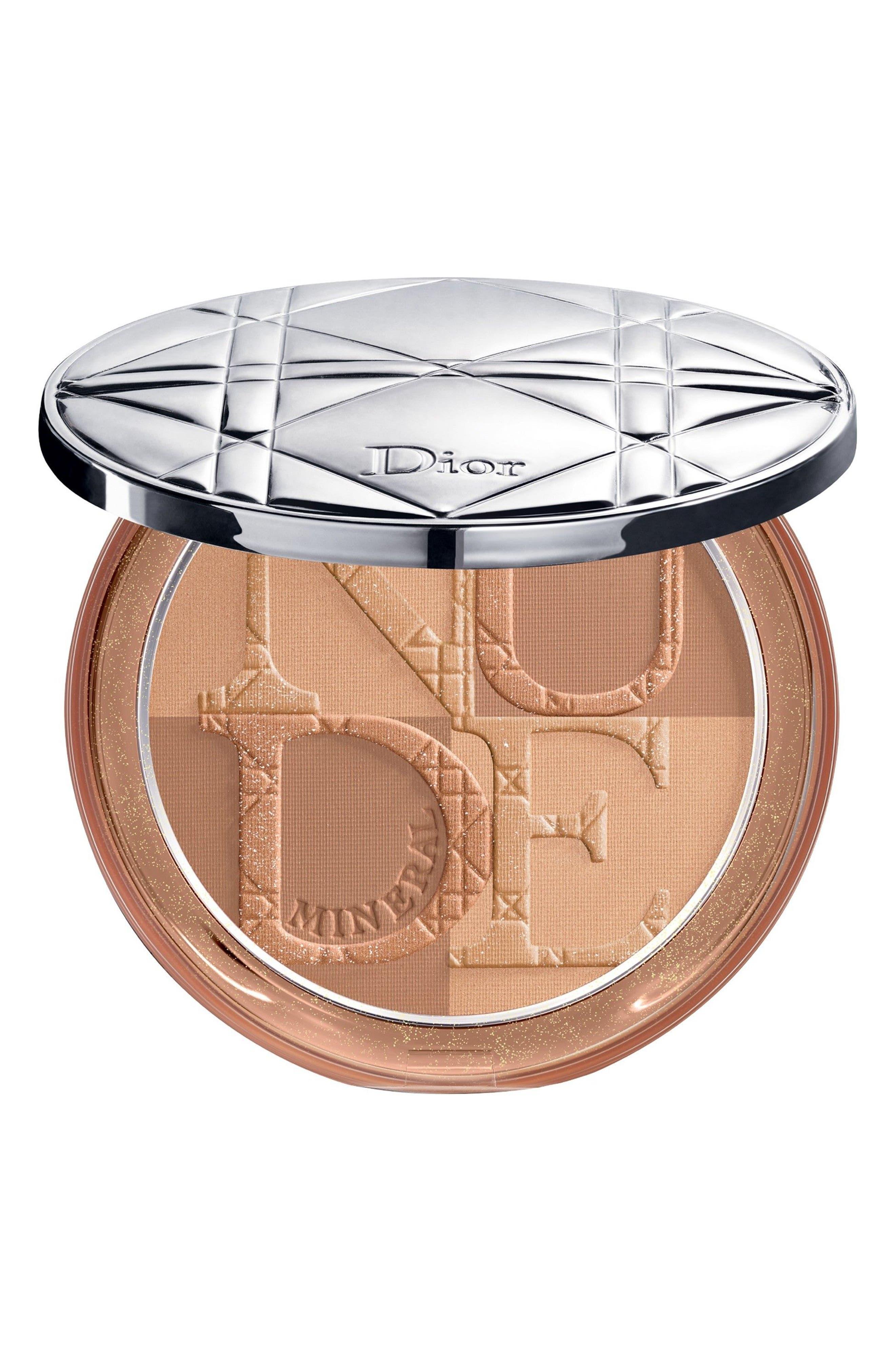 Dior Diorskin Mineral Nude Bronze Powder - 004 Warm Sunrise