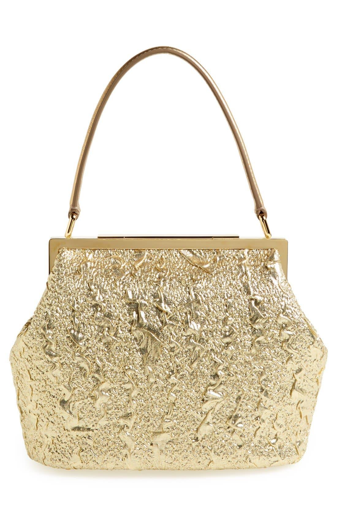 Brocade Handbag,                             Alternate thumbnail 3, color,                             710