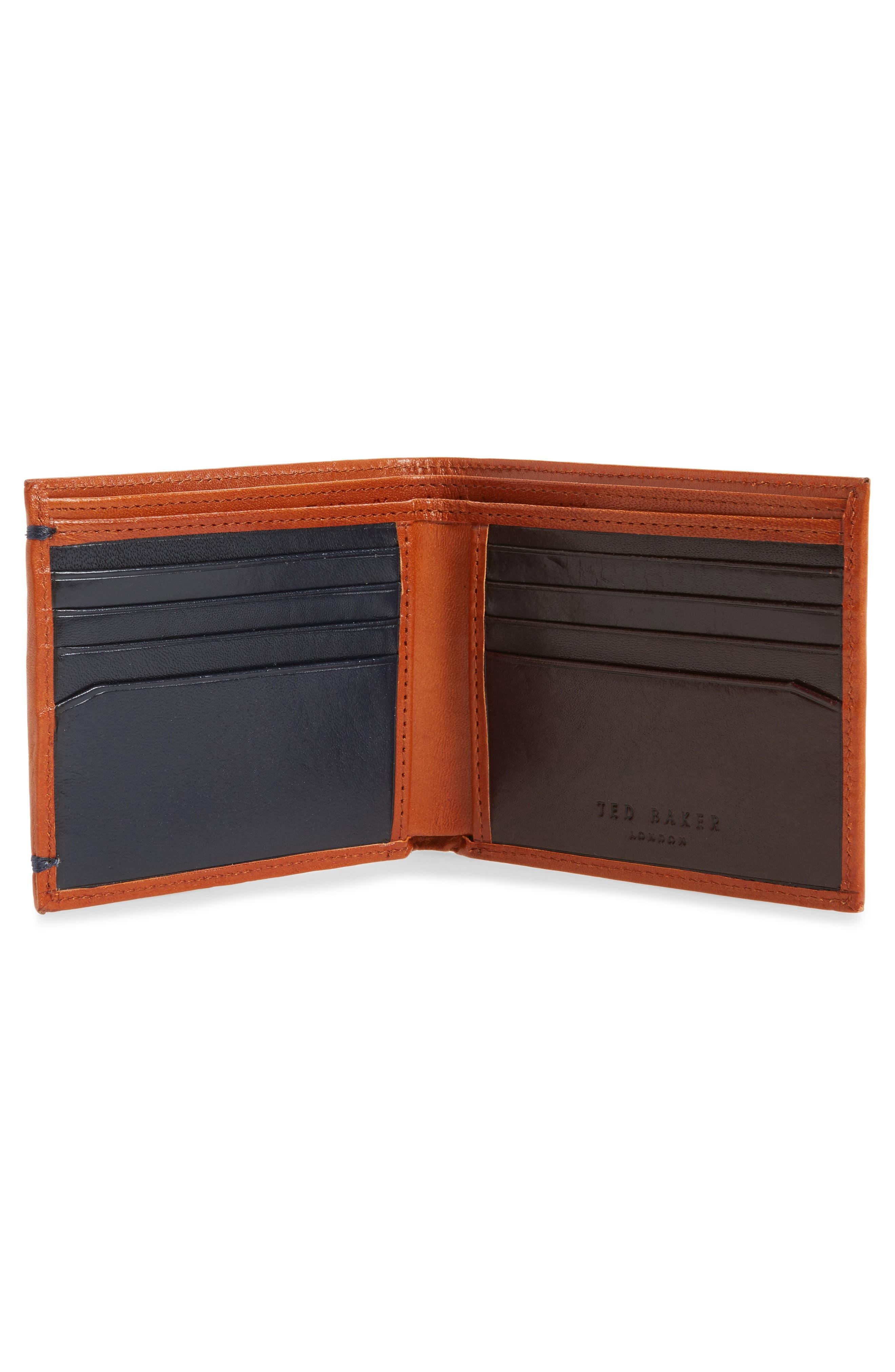 Vivid Leather Wallet,                             Alternate thumbnail 2, color,                             217