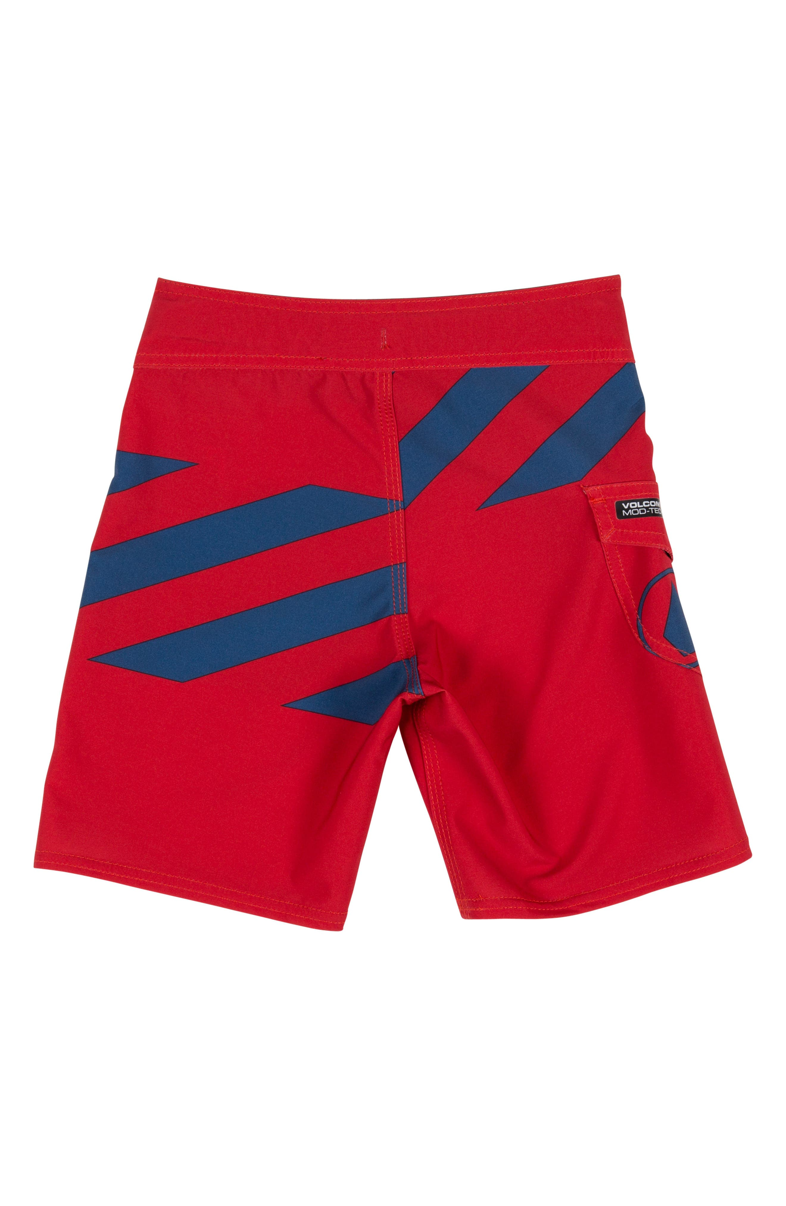 Logo Party Pack Mod Board Shorts,                             Alternate thumbnail 8, color,