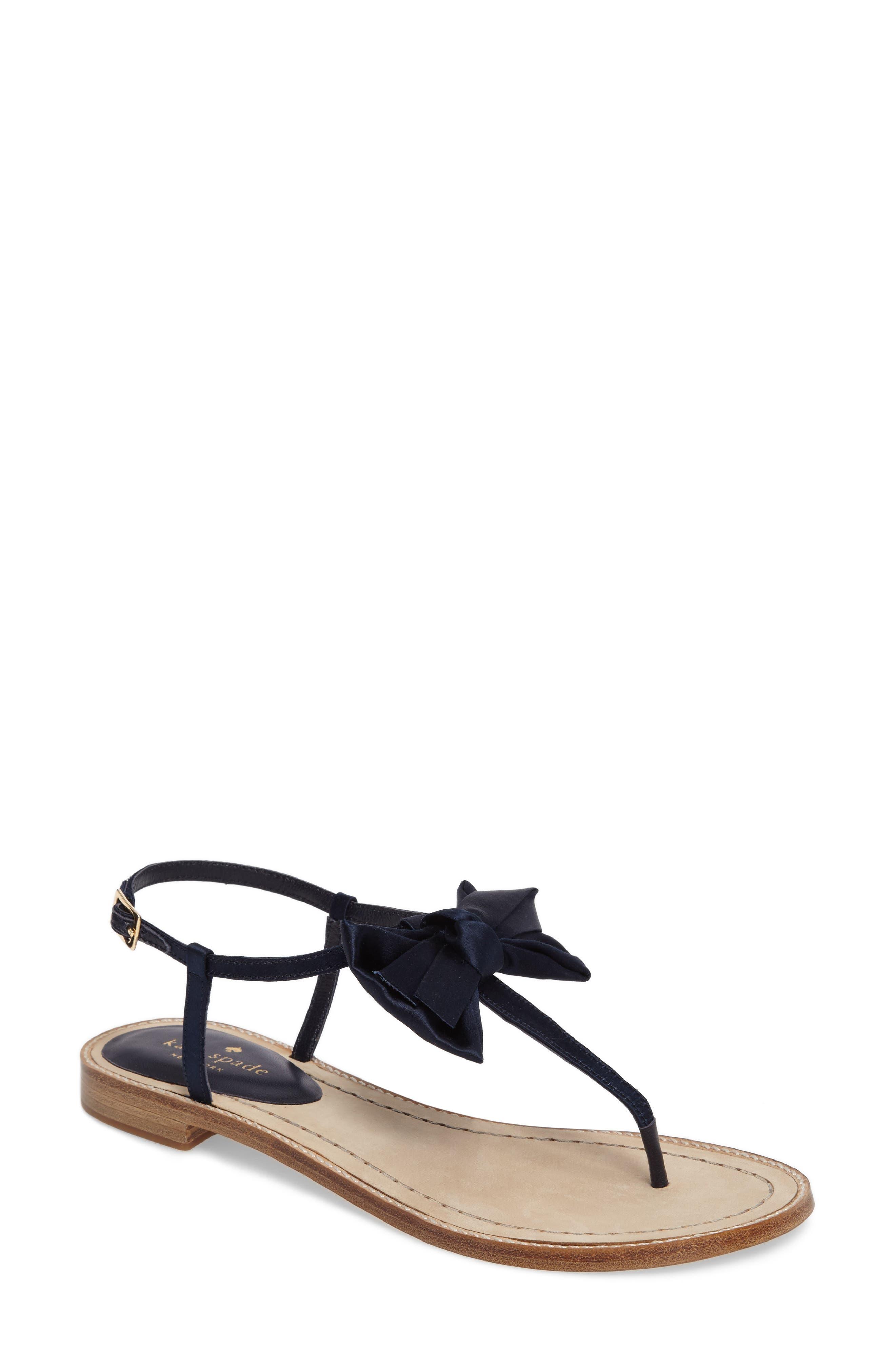 serrano bow sandal,                             Main thumbnail 2, color,