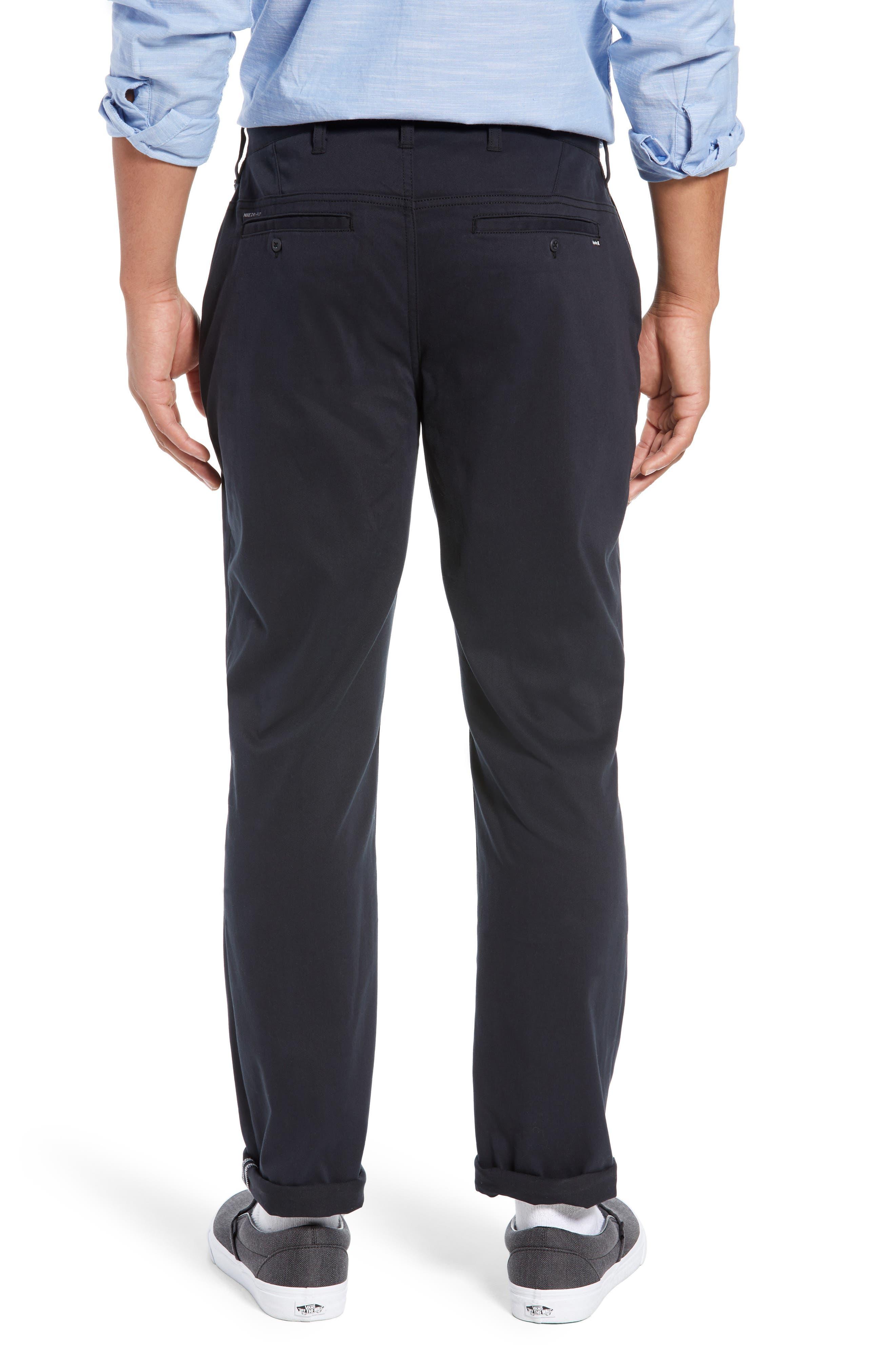 Dri-FIT Pants,                             Alternate thumbnail 2, color,                             BLACK