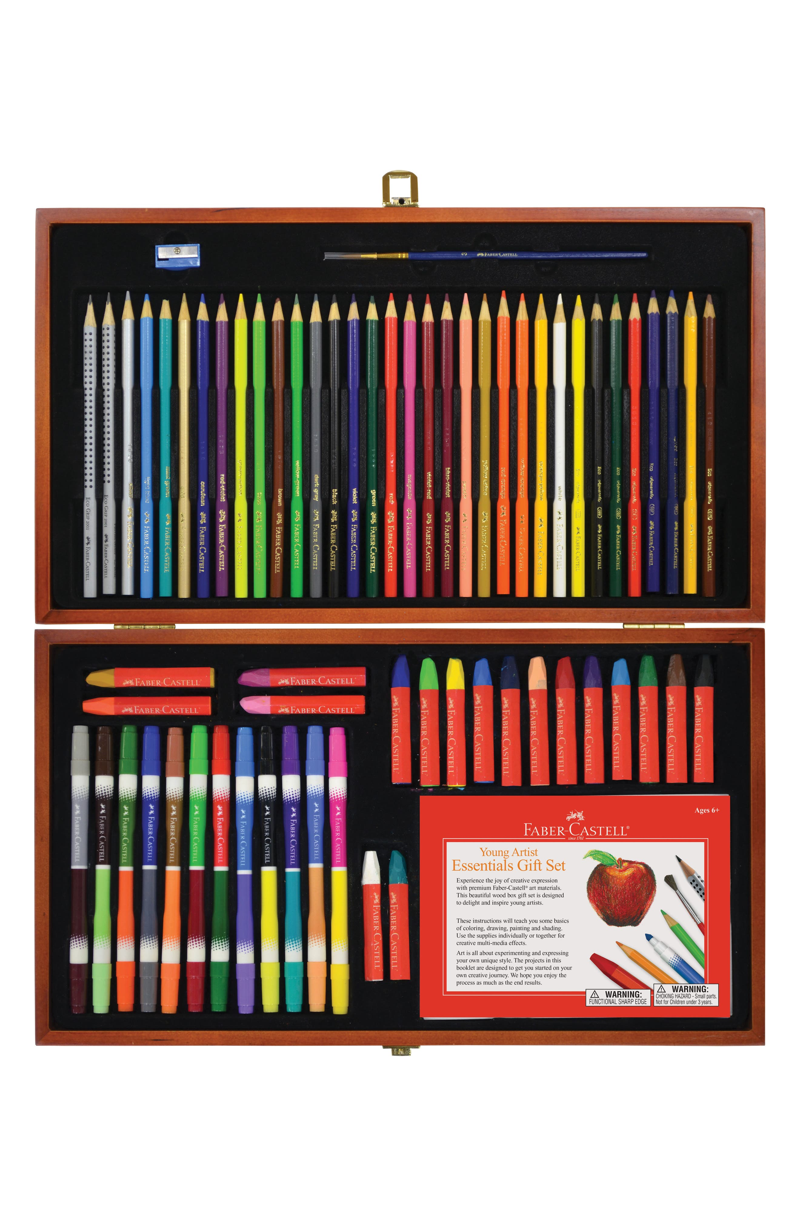 Young Artist Essentials Gift Set,                             Main thumbnail 1, color,                             239