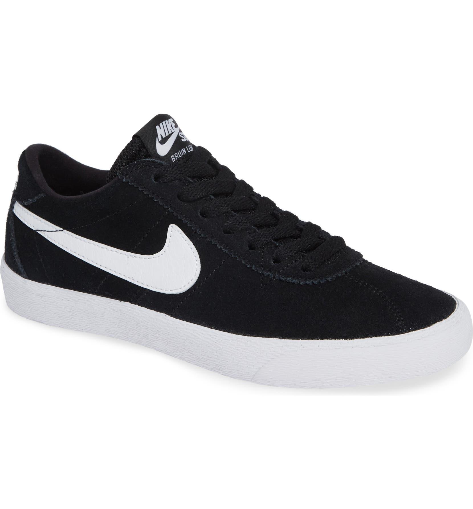 promo code cf31b 4e04f Nike SB Bruin Low Skateboarding Sneaker (Women)  Nordstrom