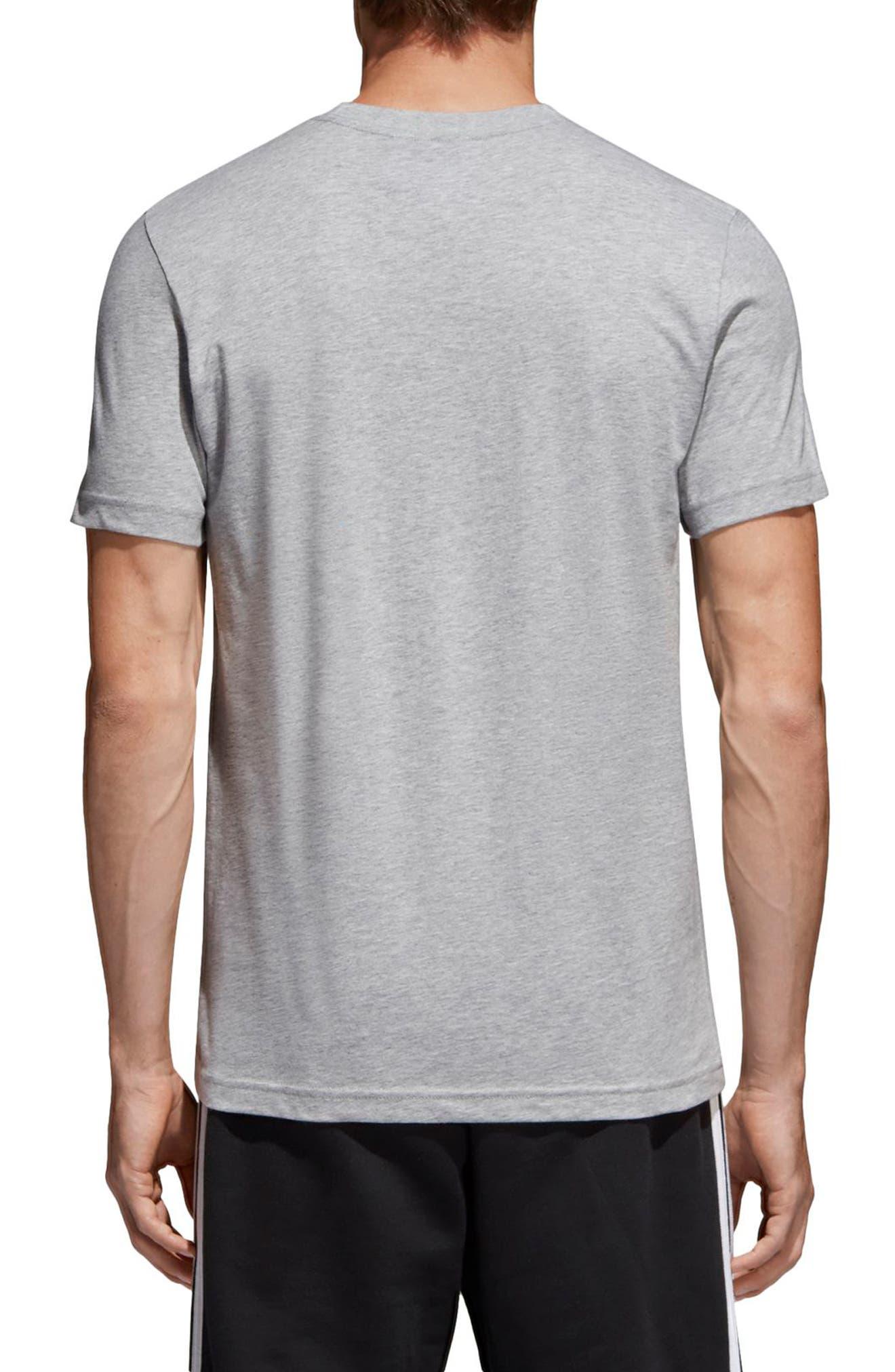 Tongue Label T-Shirt,                             Alternate thumbnail 2, color,                             035