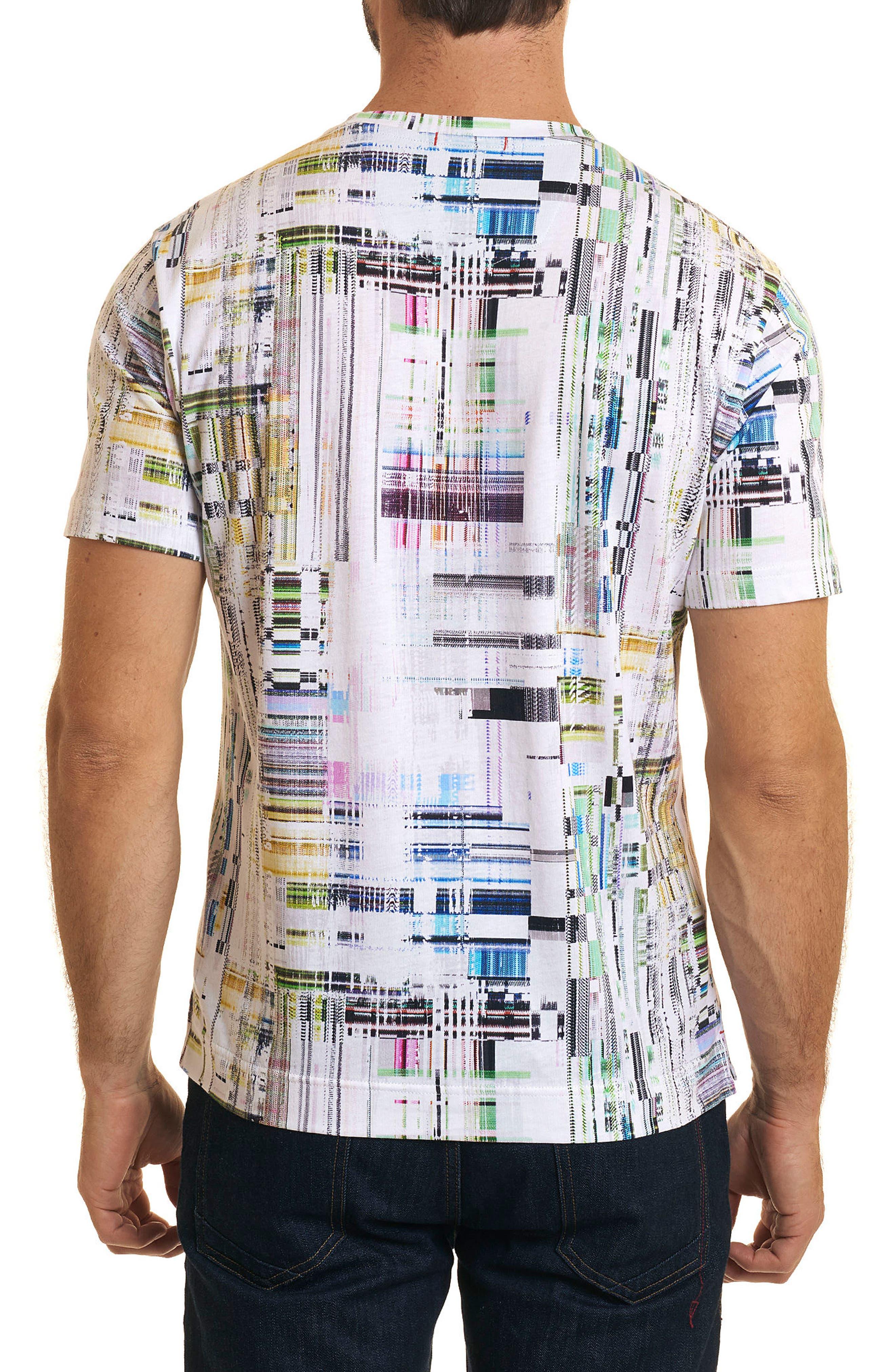 Aquatic Classic Fit T-Shirt,                             Alternate thumbnail 2, color,                             100