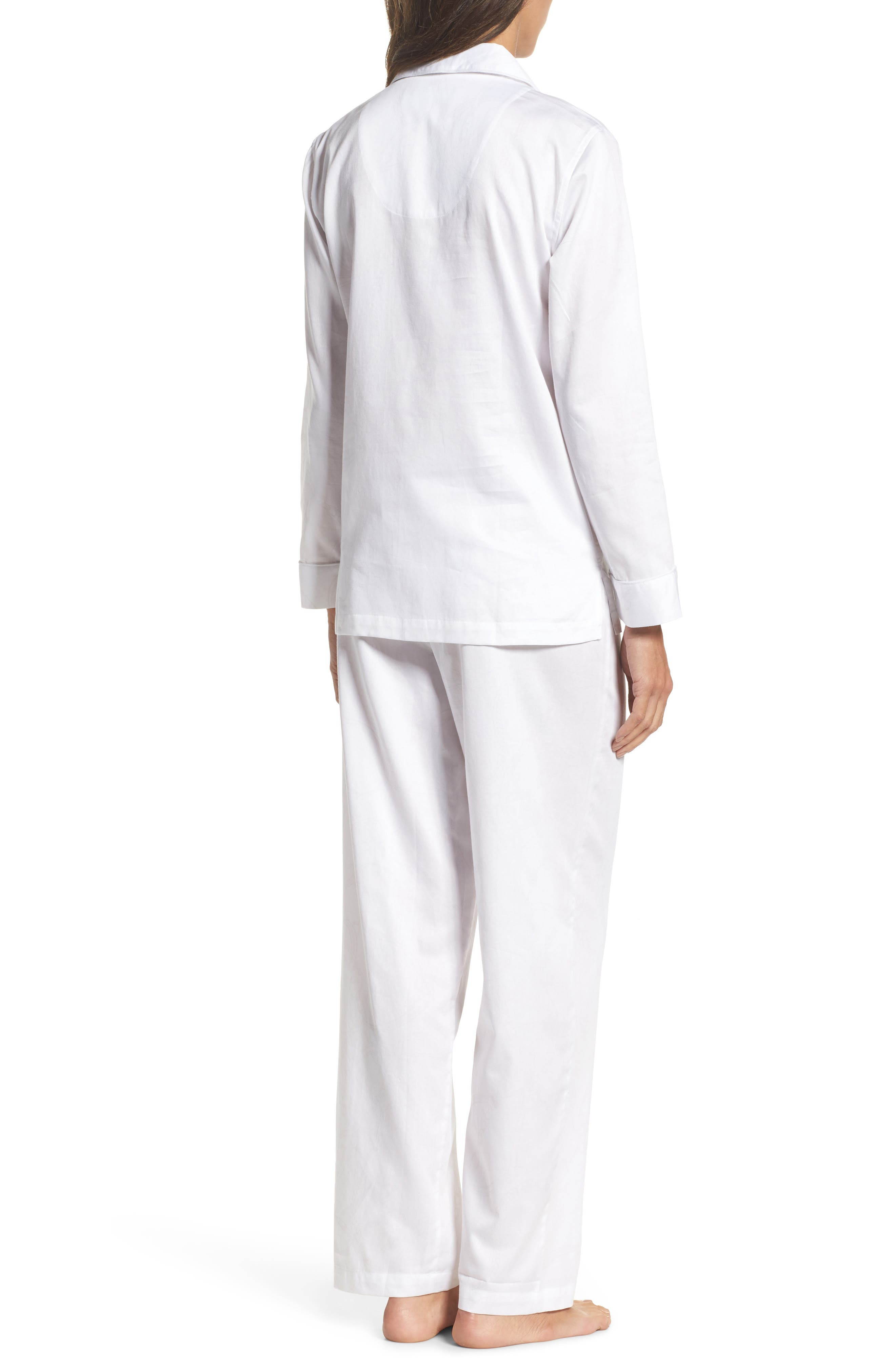 Cotton Pajamas,                             Alternate thumbnail 3, color,