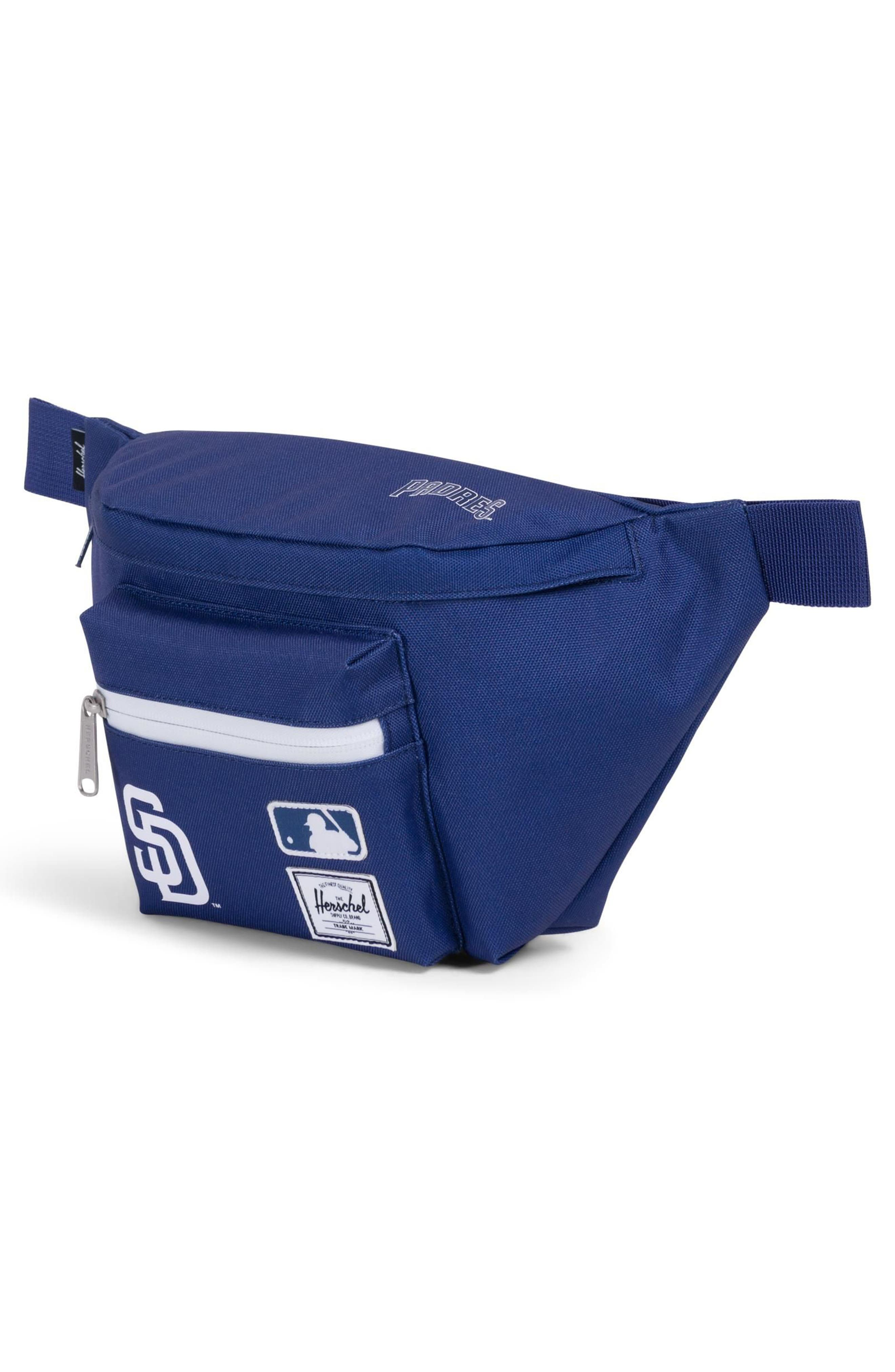 MLB National League Hip Pack,                             Alternate thumbnail 2, color,                             SAN DIEGO PADRES