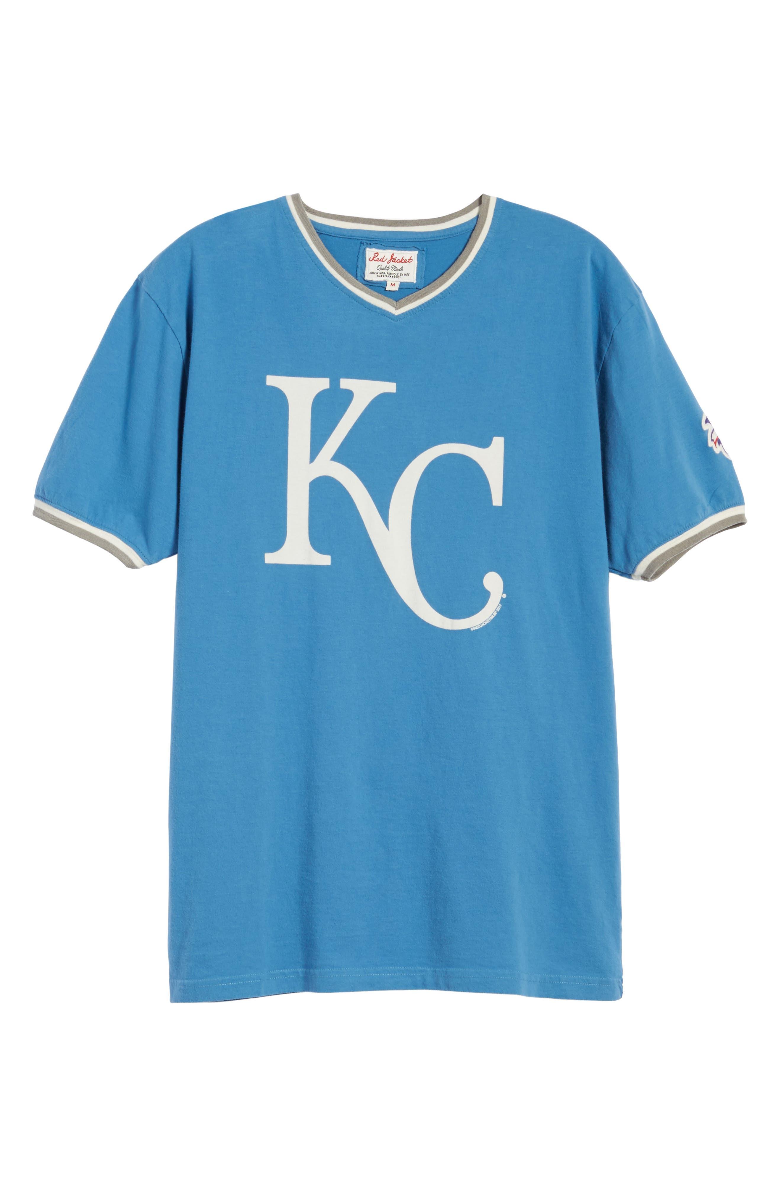 Eastwood Kansas City Royals T-Shirt,                             Alternate thumbnail 6, color,                             450