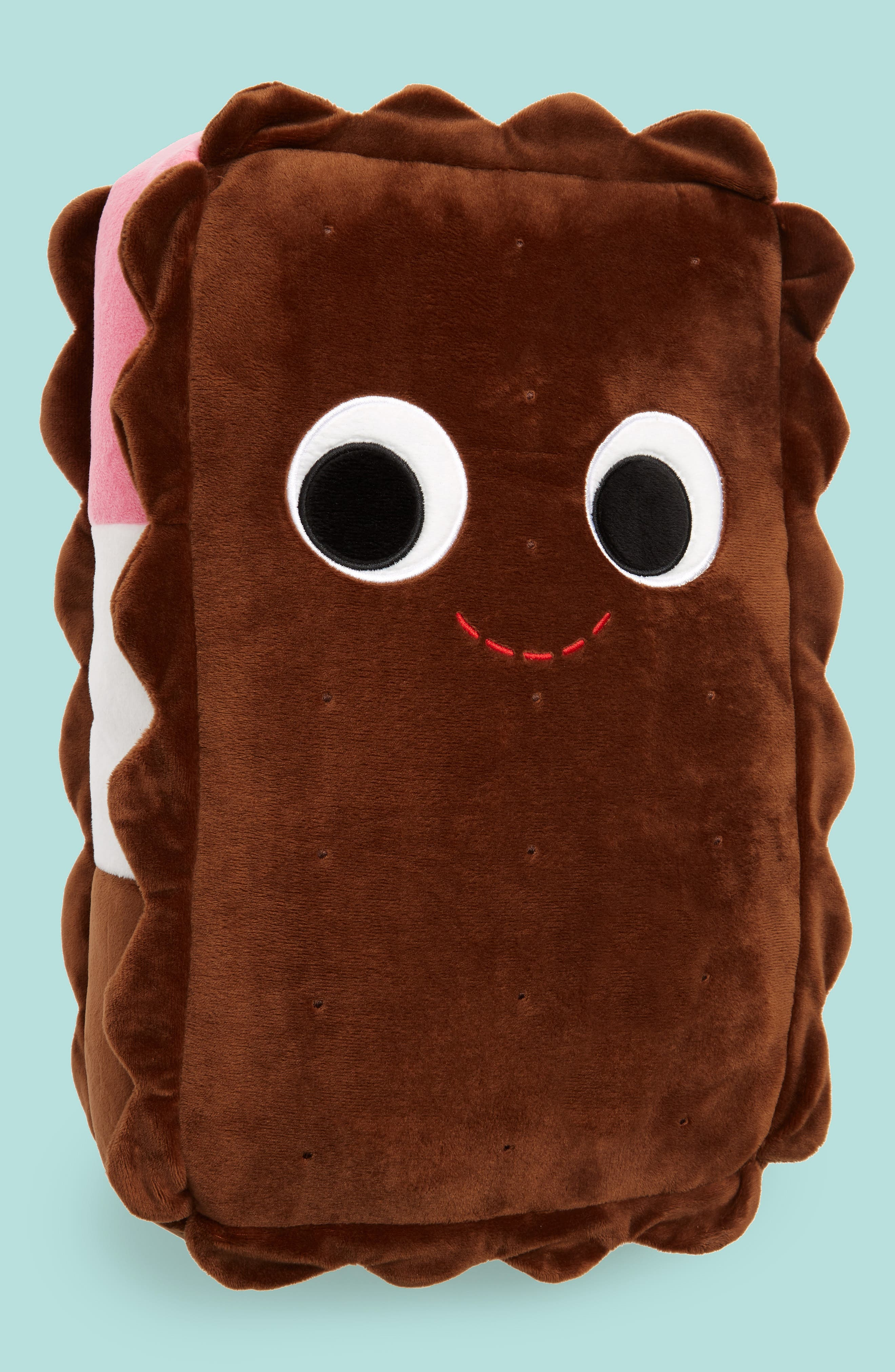 Yummy World Large Sandy Neapolitan Plush Toy,                         Main,                         color, 000