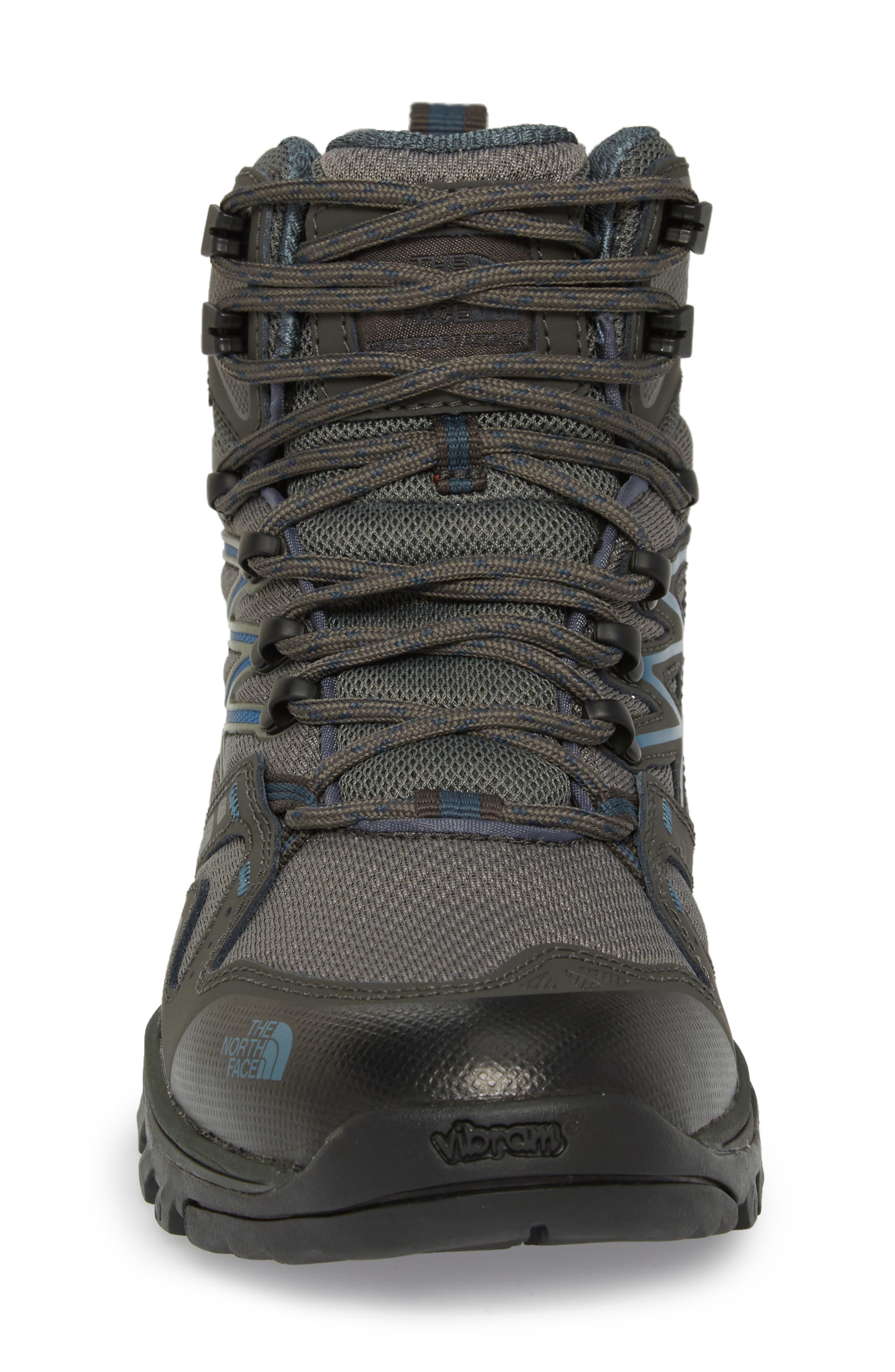 Hedgehog Fastpack Mid Gore-Tex<sup>®</sup> Waterproof Hiking Shoe,                             Alternate thumbnail 4, color,                             020