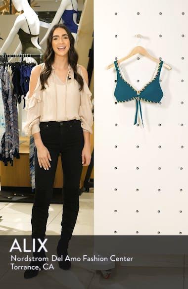 Camille Reversible Bikini Top, sales video thumbnail
