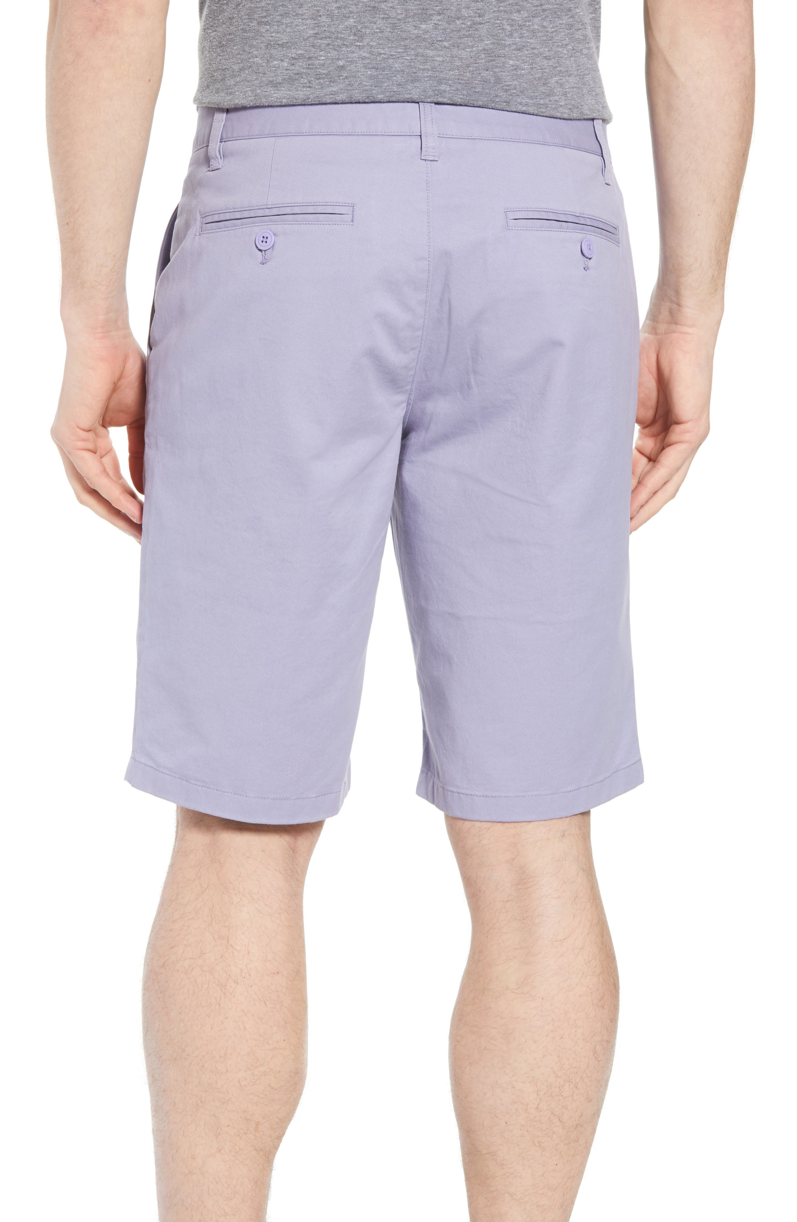 Stretch Washed Chino 11-Inch Shorts,                             Alternate thumbnail 31, color,