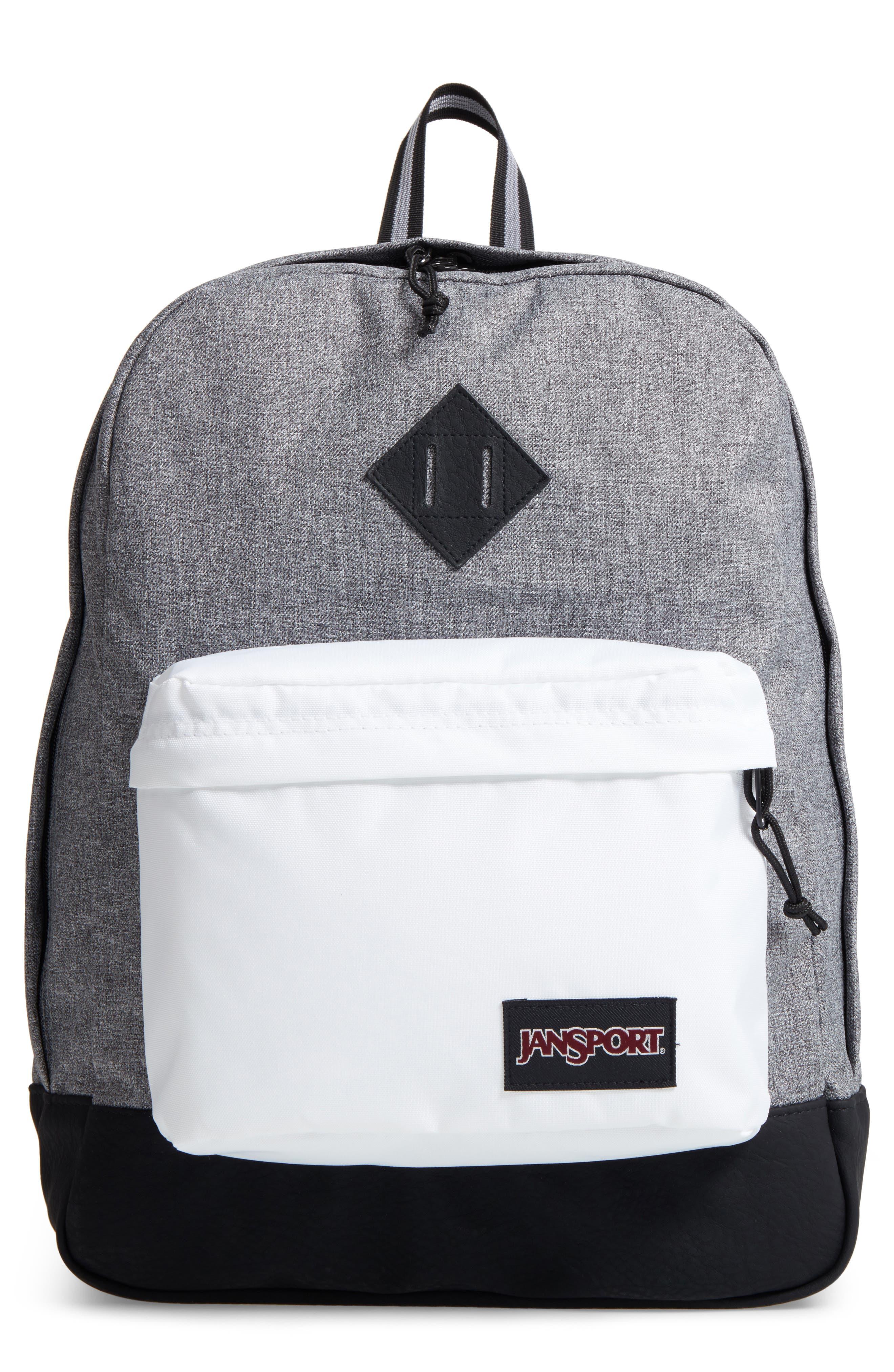 Super FX DL Backpack,                         Main,                         color, 001