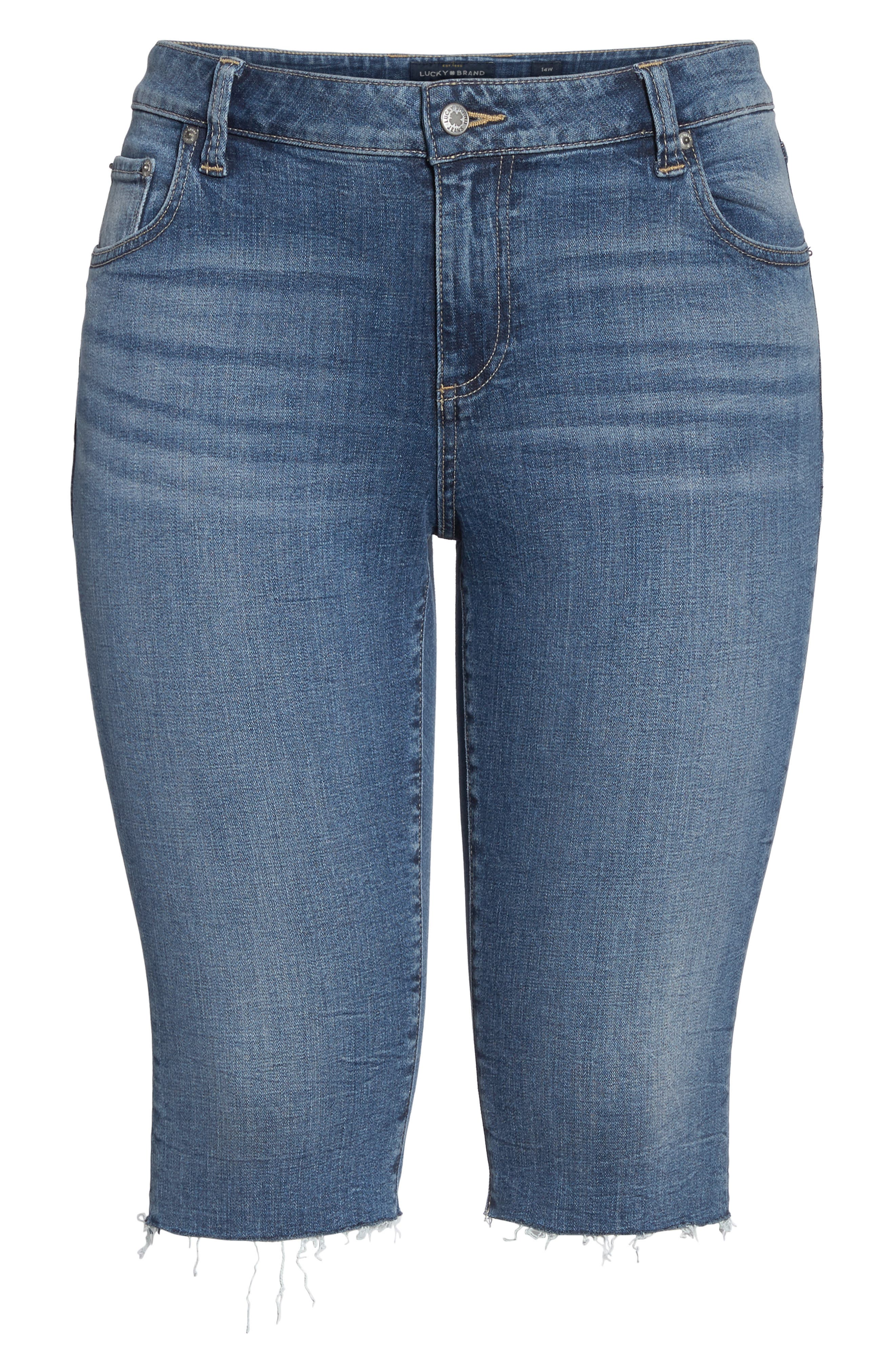 Ginger Bermuda Shorts,                             Alternate thumbnail 6, color,                             430