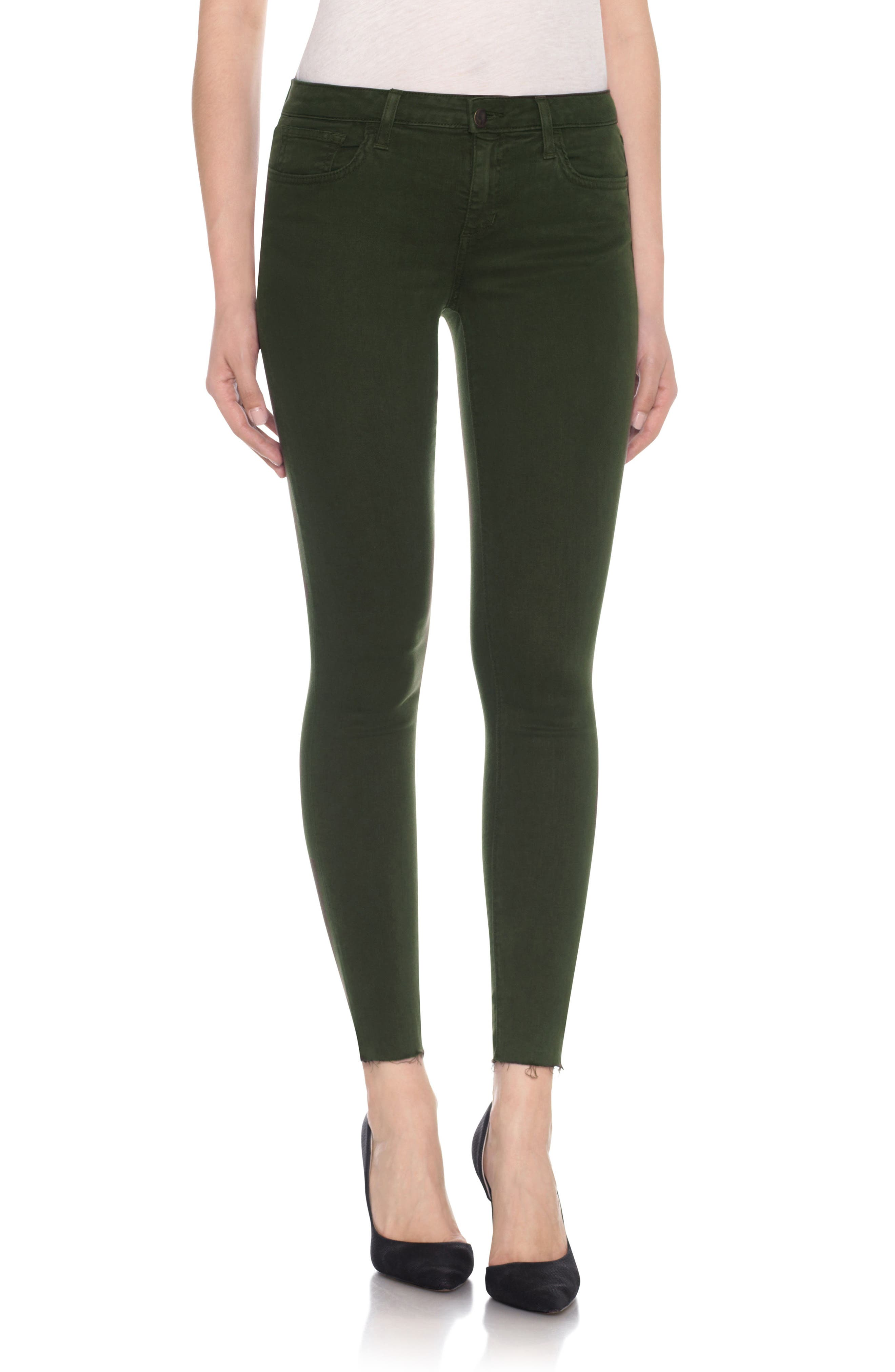 Icon Ankle Skinny Jeans,                             Main thumbnail 2, color,