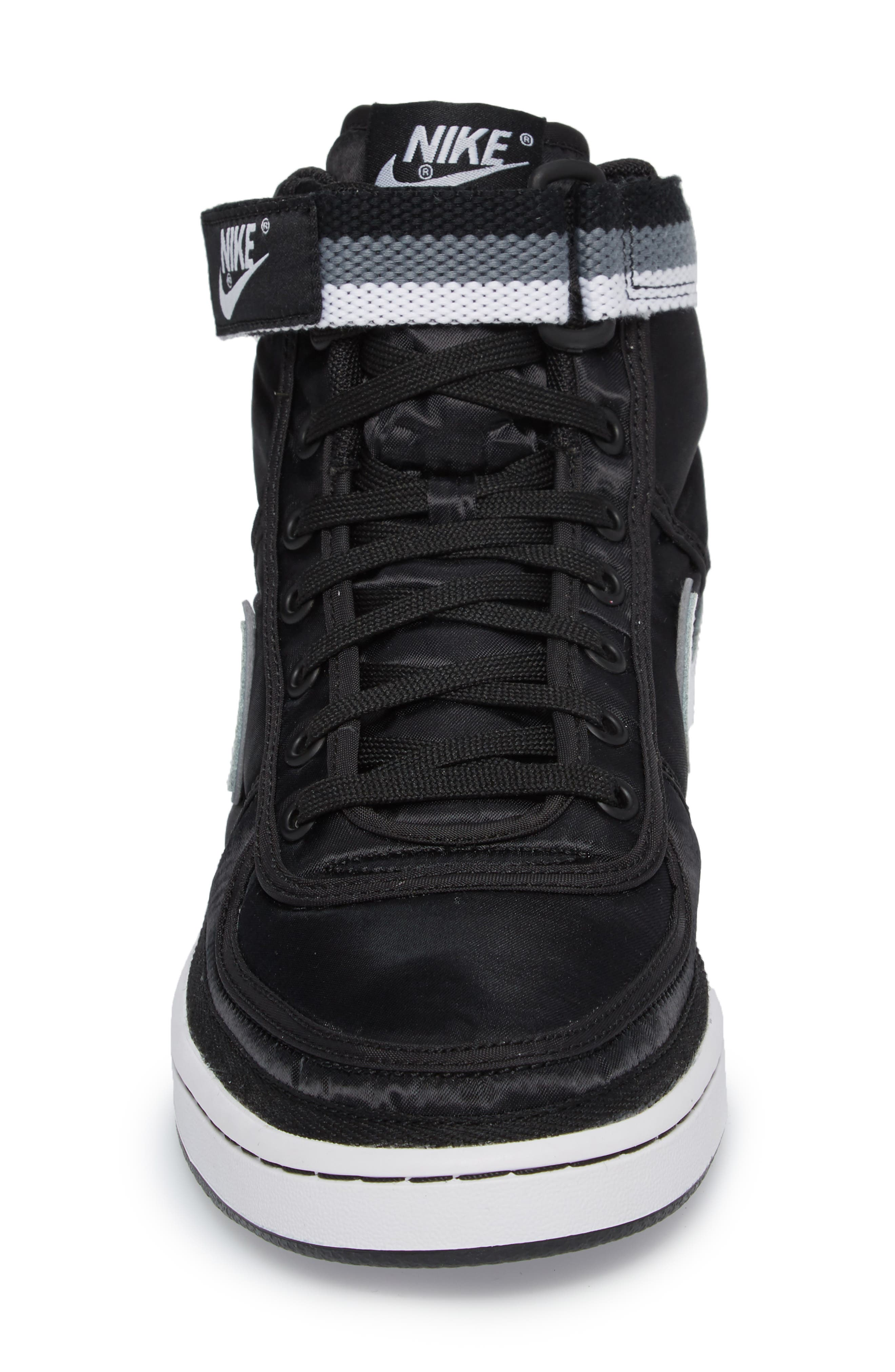 NIKE,                             Vandal High Supreme High Top Sneaker,                             Alternate thumbnail 4, color,                             001