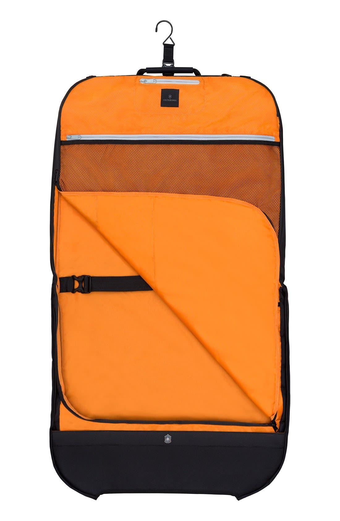 WT 5.0 Deluxe Garment Bag,                             Alternate thumbnail 2, color,                             001